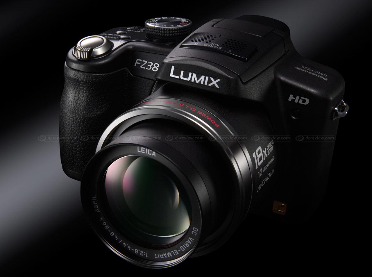 panasonic unveils lumix dmc fz35 fz38 super zoom digital rh dpreview com panasonic dmc fz38 user manual Panasonic Technical Support