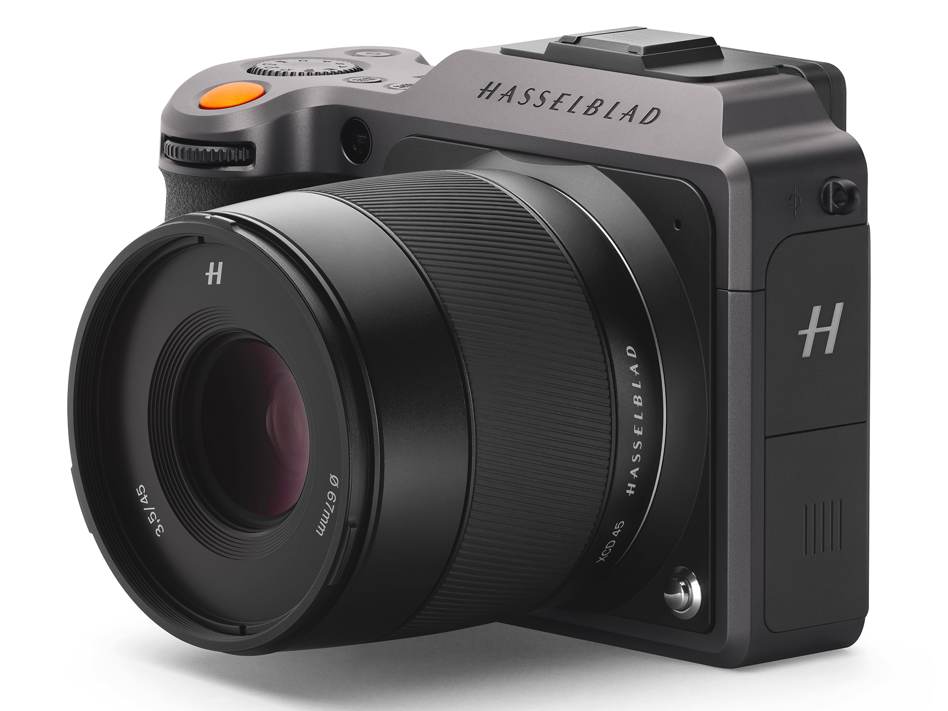 Hasselblad X1D II 50C Mirrorless Camera and XCD 35-75mm f/3.5-4.5 Zoom Lens