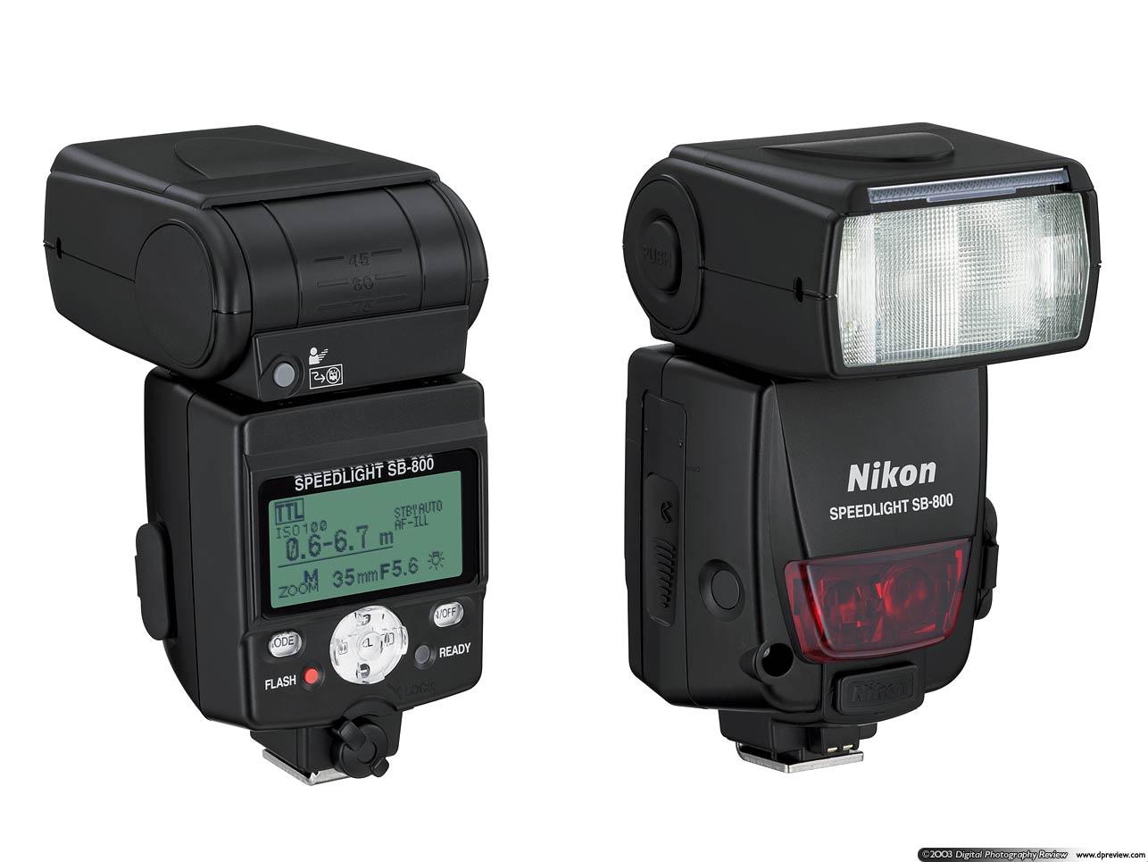 Nikon sb 800 speedlight digital photography review introducing the nikon speedlight sb 800 baditri Images