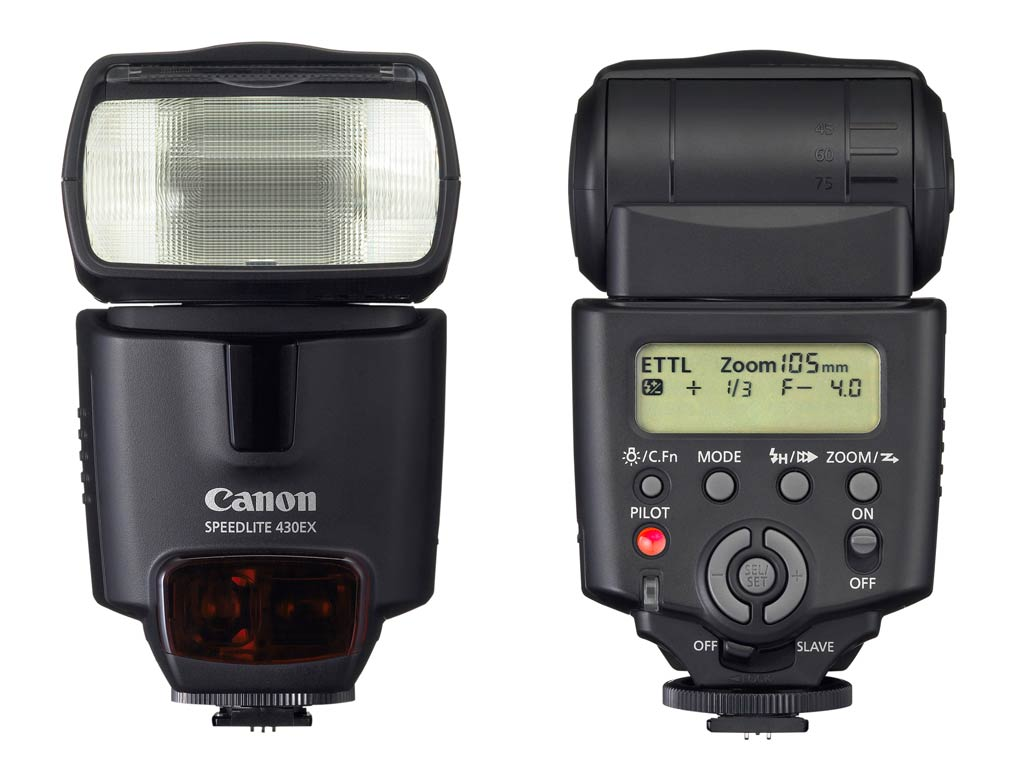 canon speedlite 430ex flash digital photography review