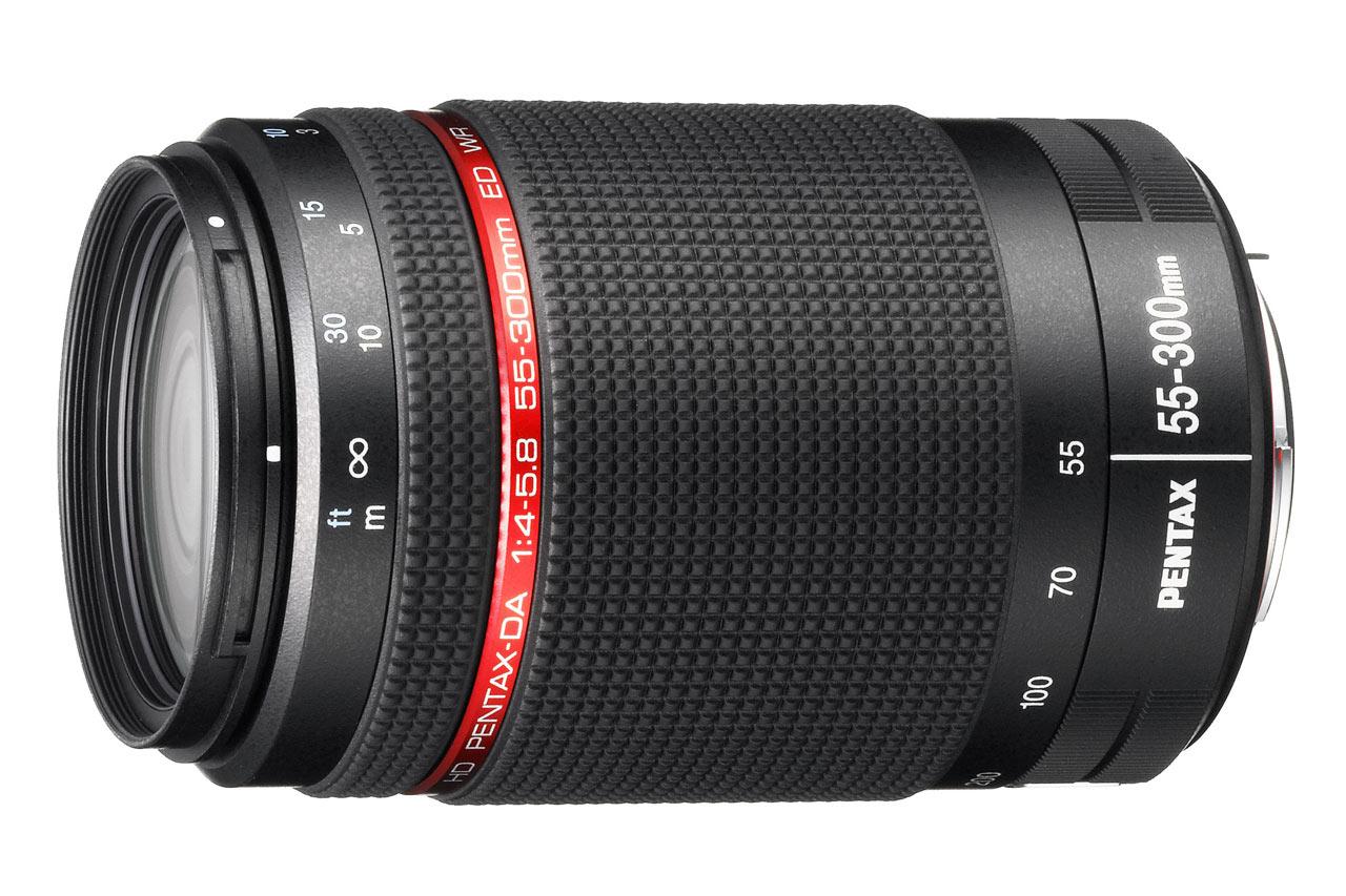 HD Pentax DA 55-300mm F4.0-5.8 ED WR