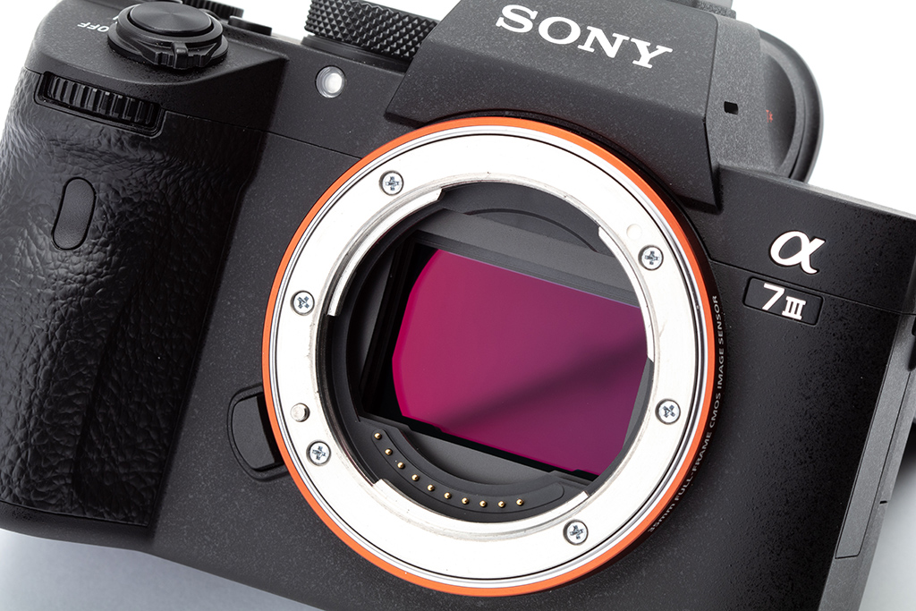Sony Semiconductor shows off specs of six full-frame sensors