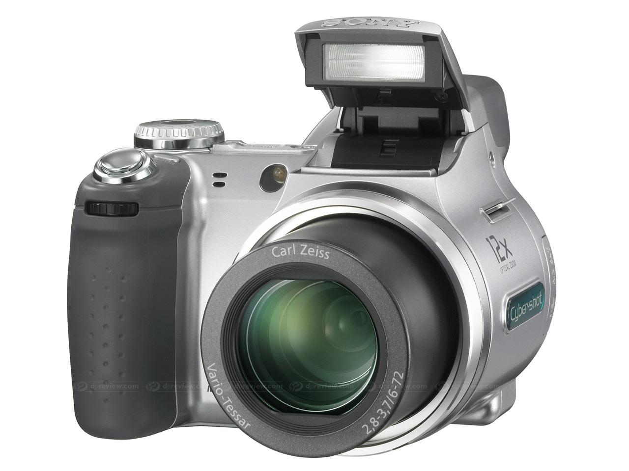 Sony cyber shot dsc h5 фото ру