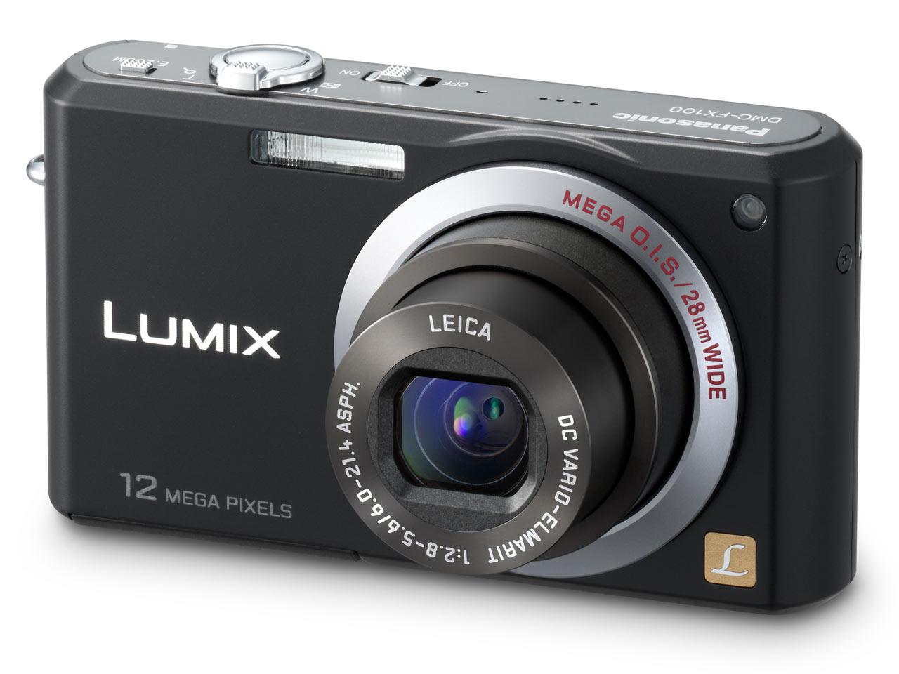 ec835ea0004 Panasonic announces DMC-FX100  Digital Photography Review