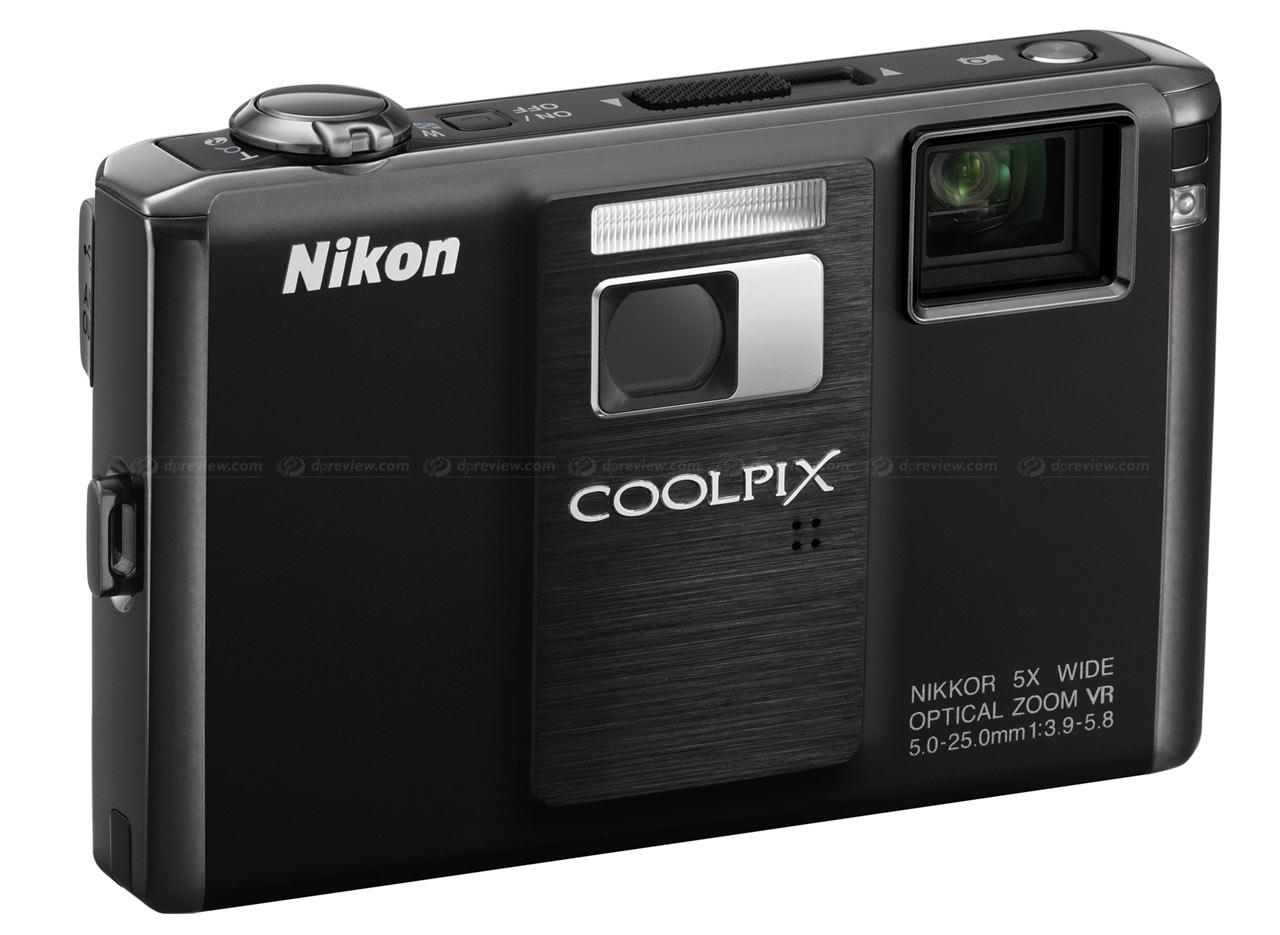 Nikon unveils S1000pj
