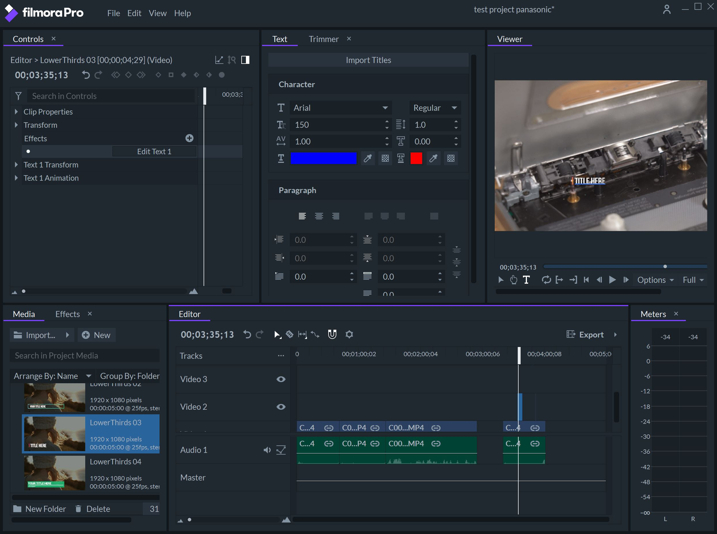 Review: Wondershare FilmoraPro video editing software: Digital