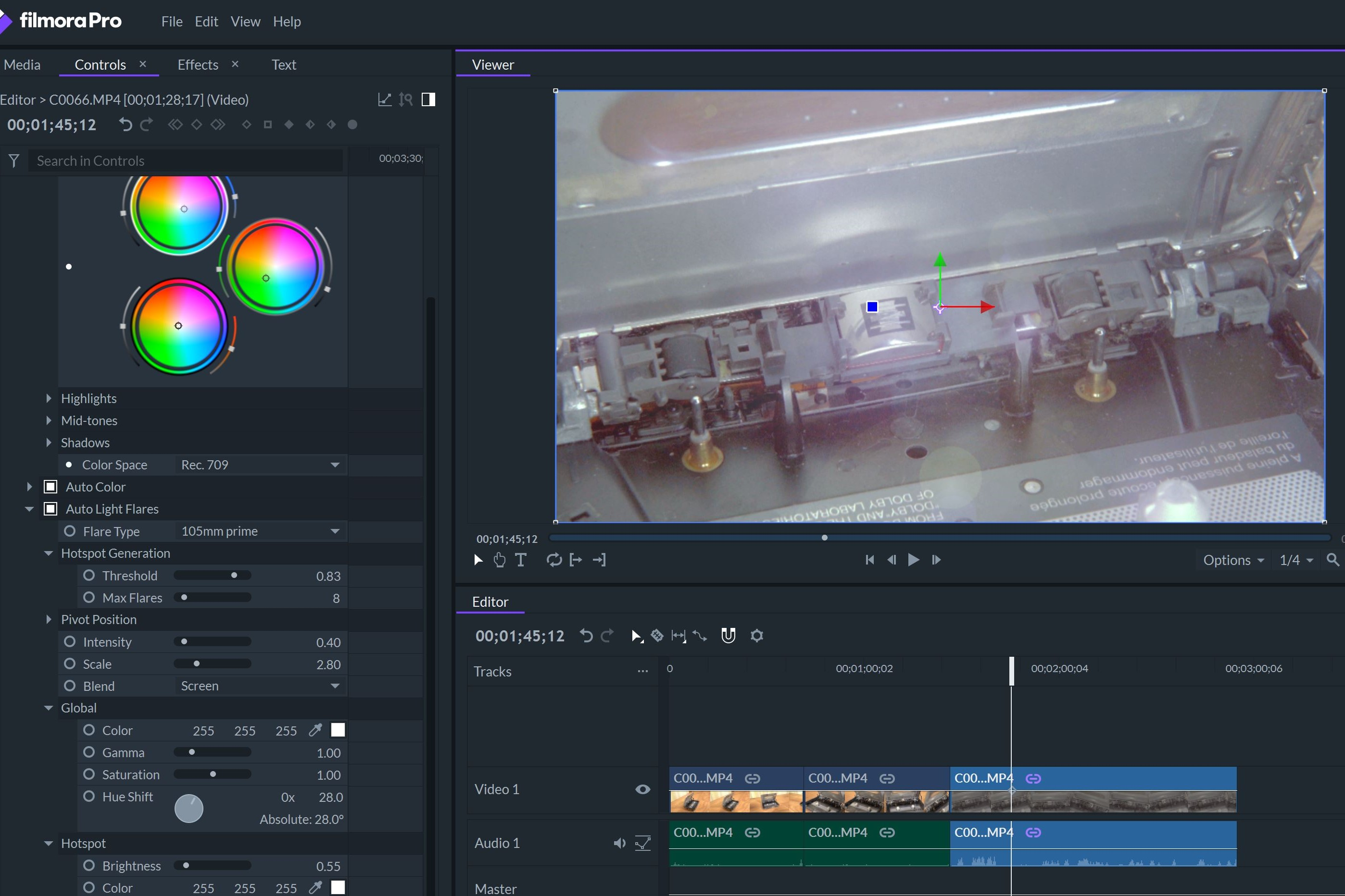 Review: Wondershare FilmoraPro video editing software