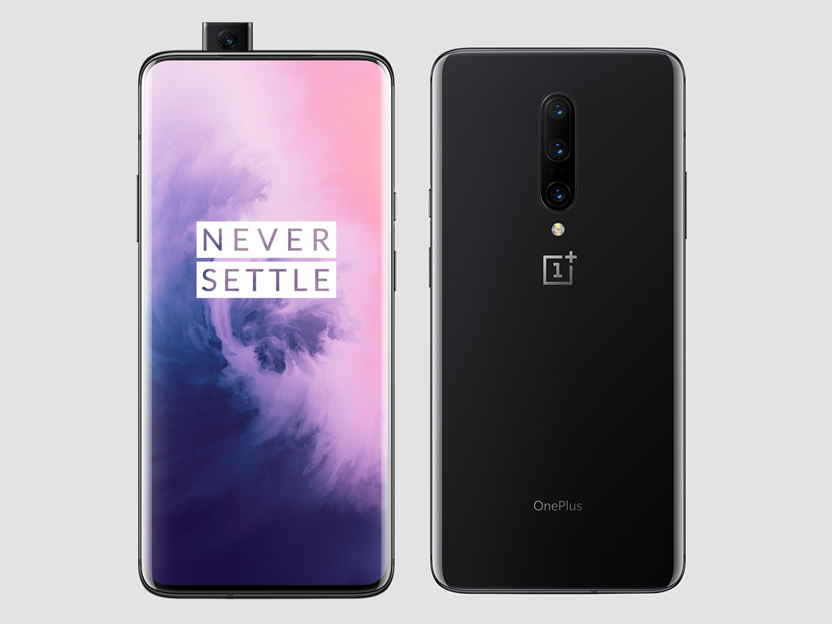 The OnePlus 7 Pro comes with 3x hybrid tele, ultra-wide-angle and