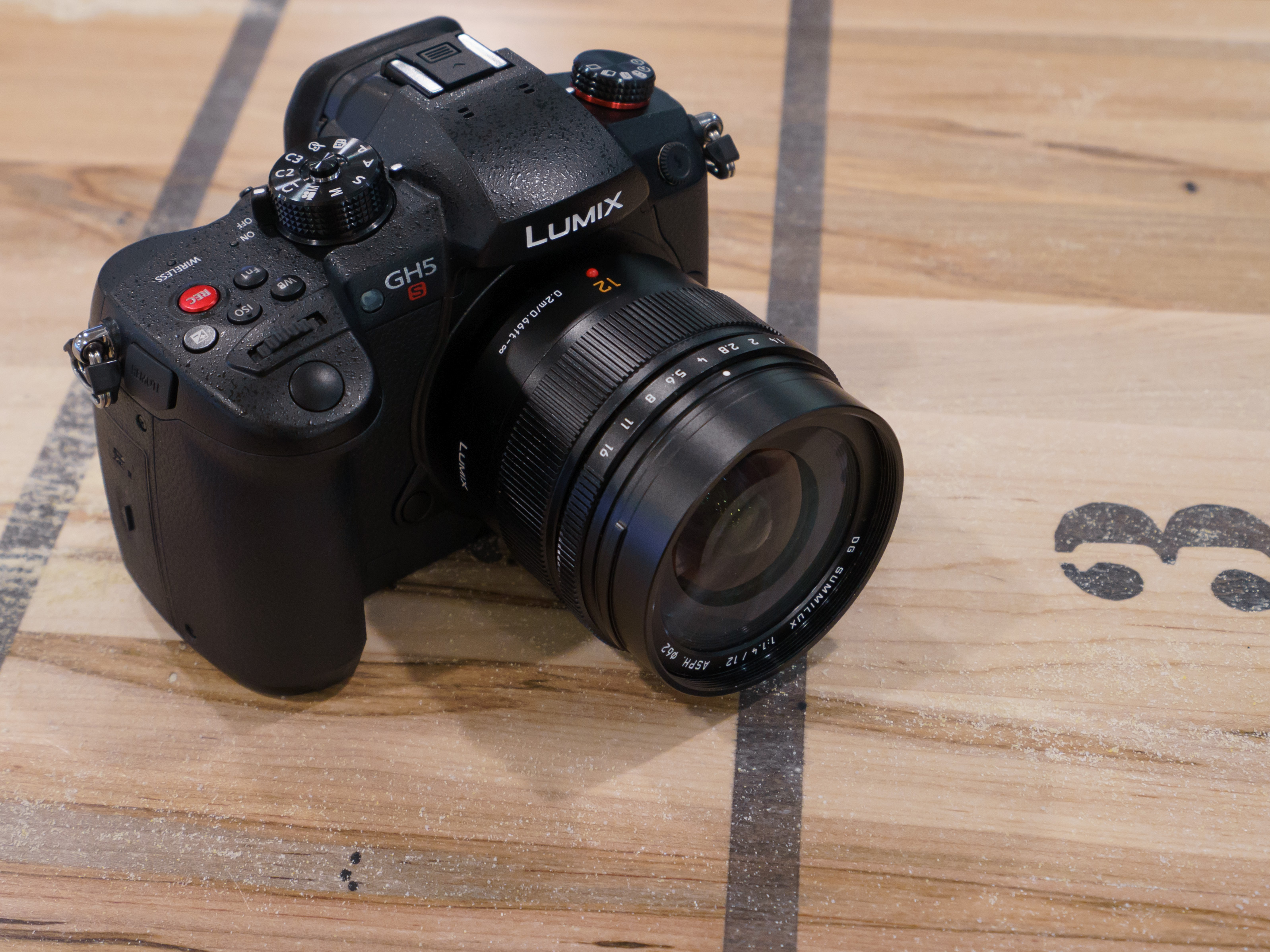 Panasonic Lumix DC-GH5S Review: Digital Photography Review