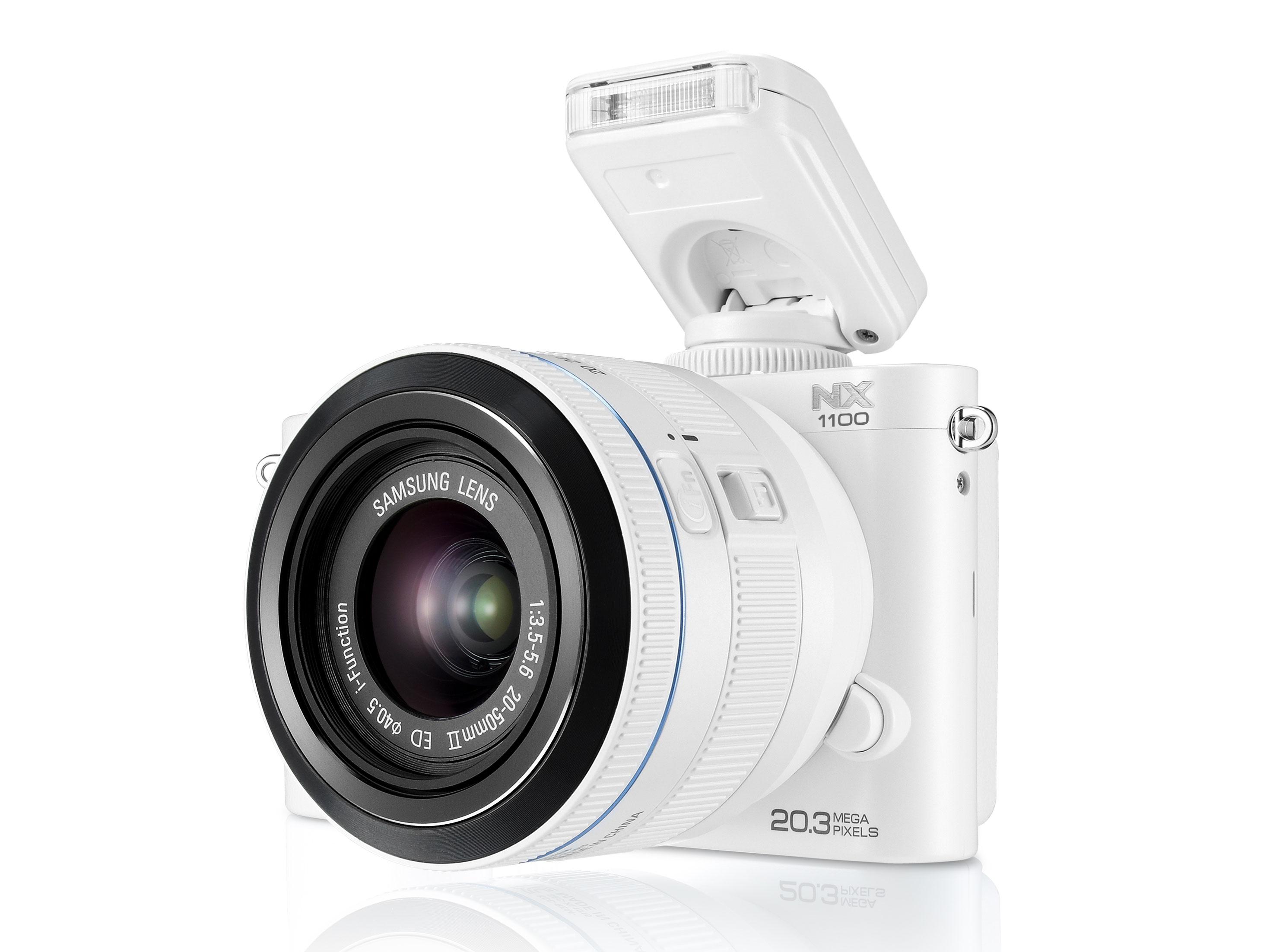 Image result for 10. Kamera Mirrorless Samsung NX1100'