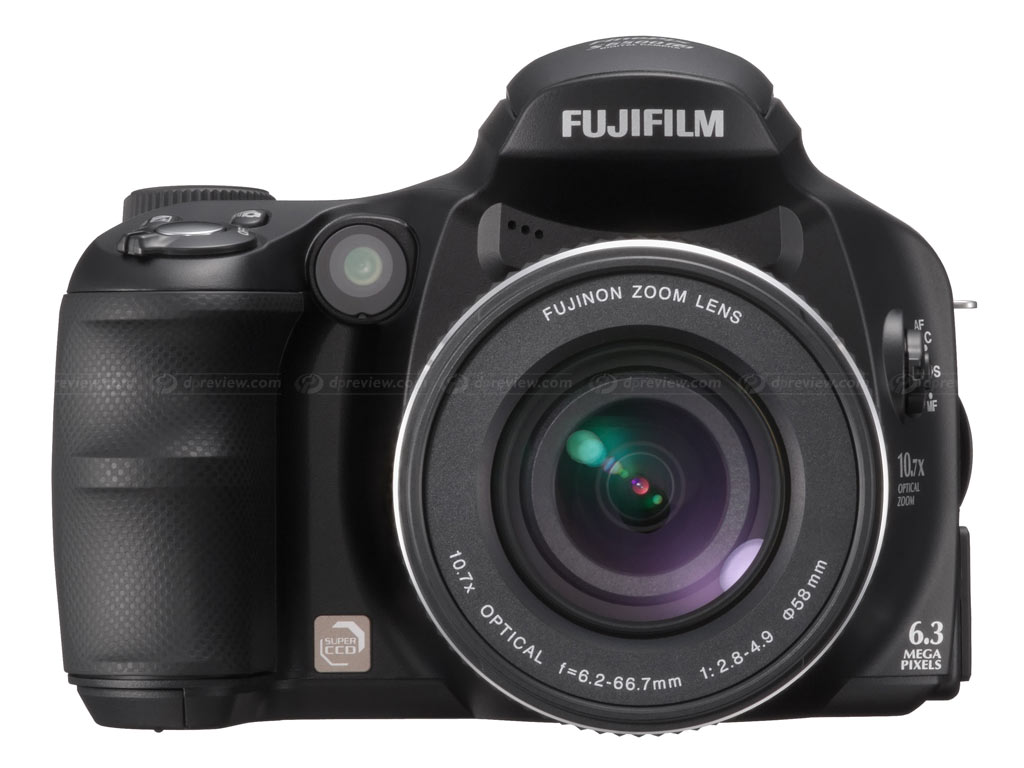 Fujifilm Finepix S6500fd Digital Photography Review