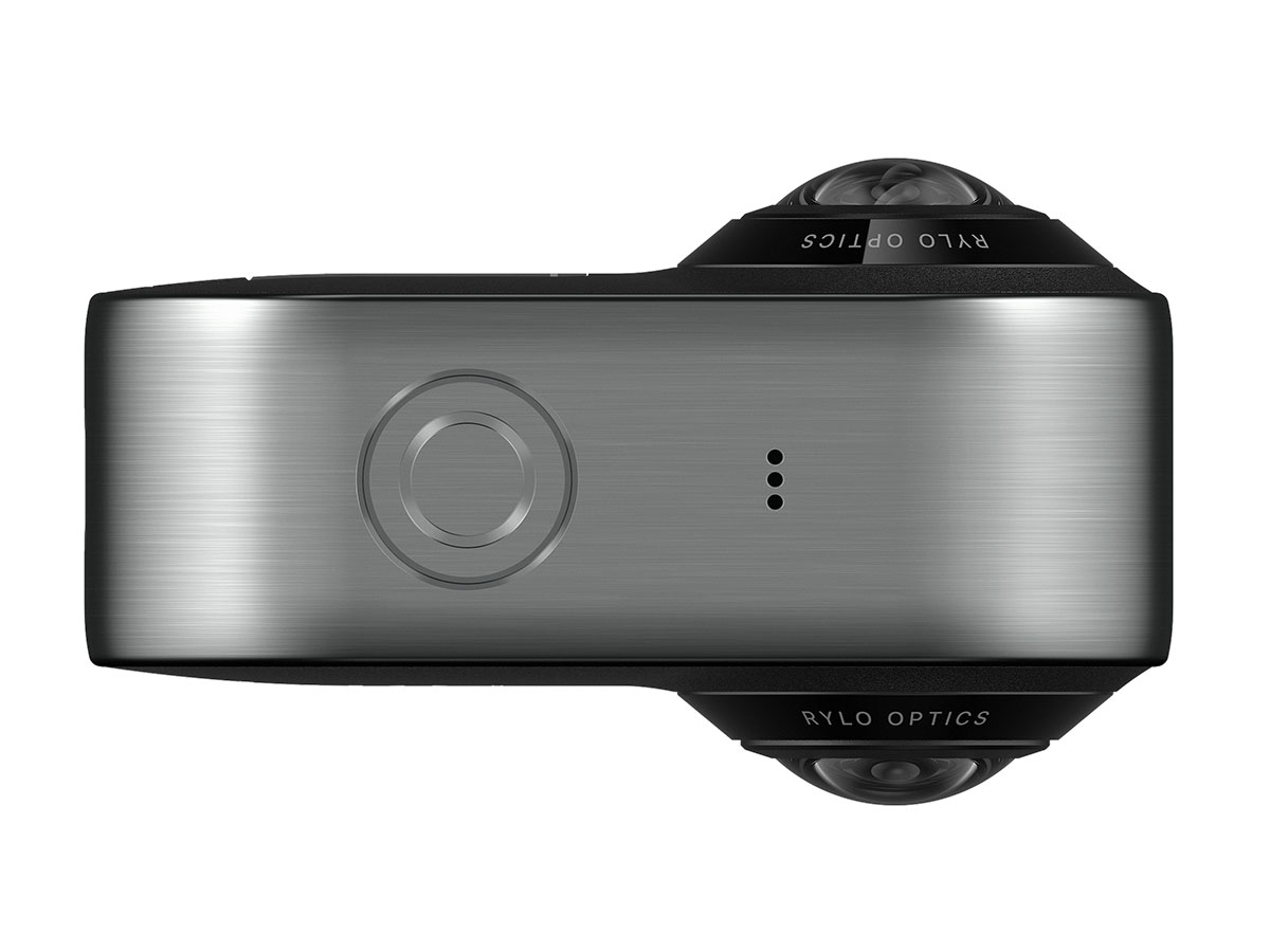 The intelligent Rylo 360° camera is now compatible with