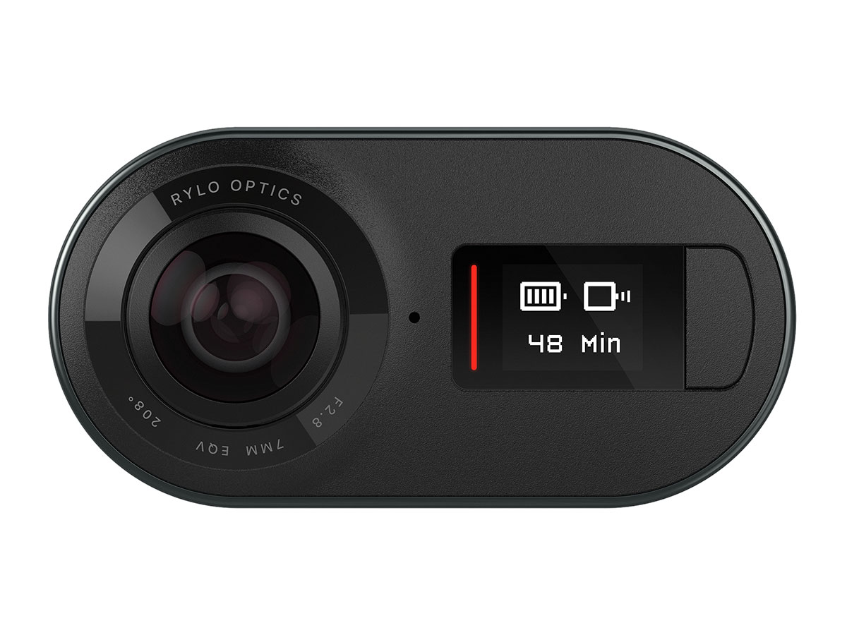 The intelligent Rylo 360° camera is now compatible with Android