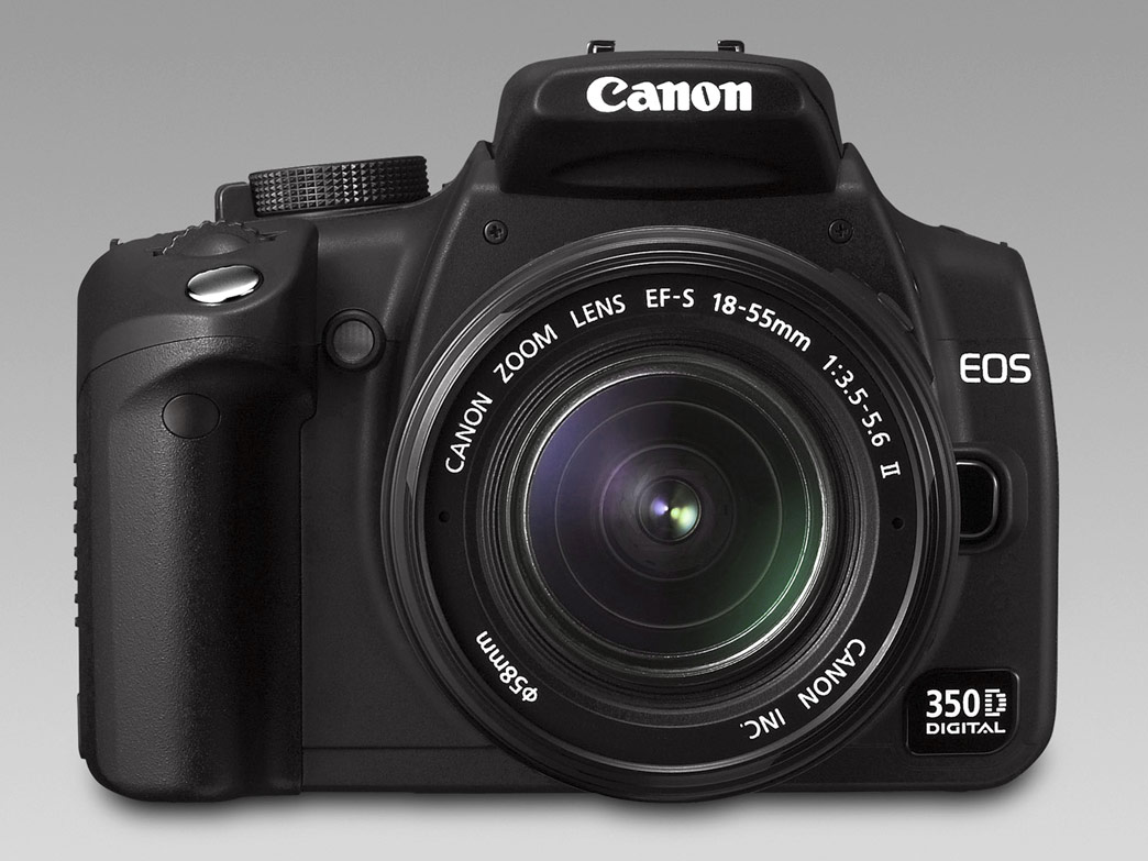 Canon EOS 350D / Digital Rebel XT: Digital Photography Review