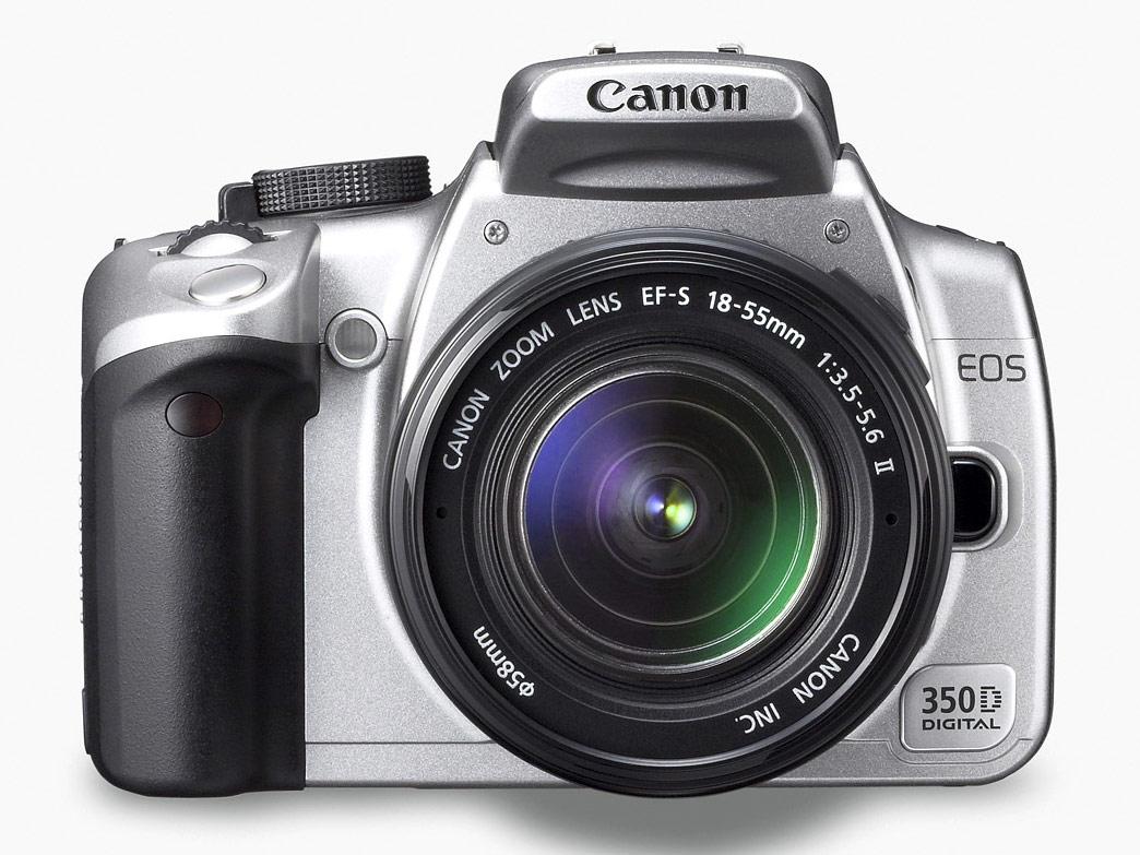 Canon 350d драйвер Windows 7