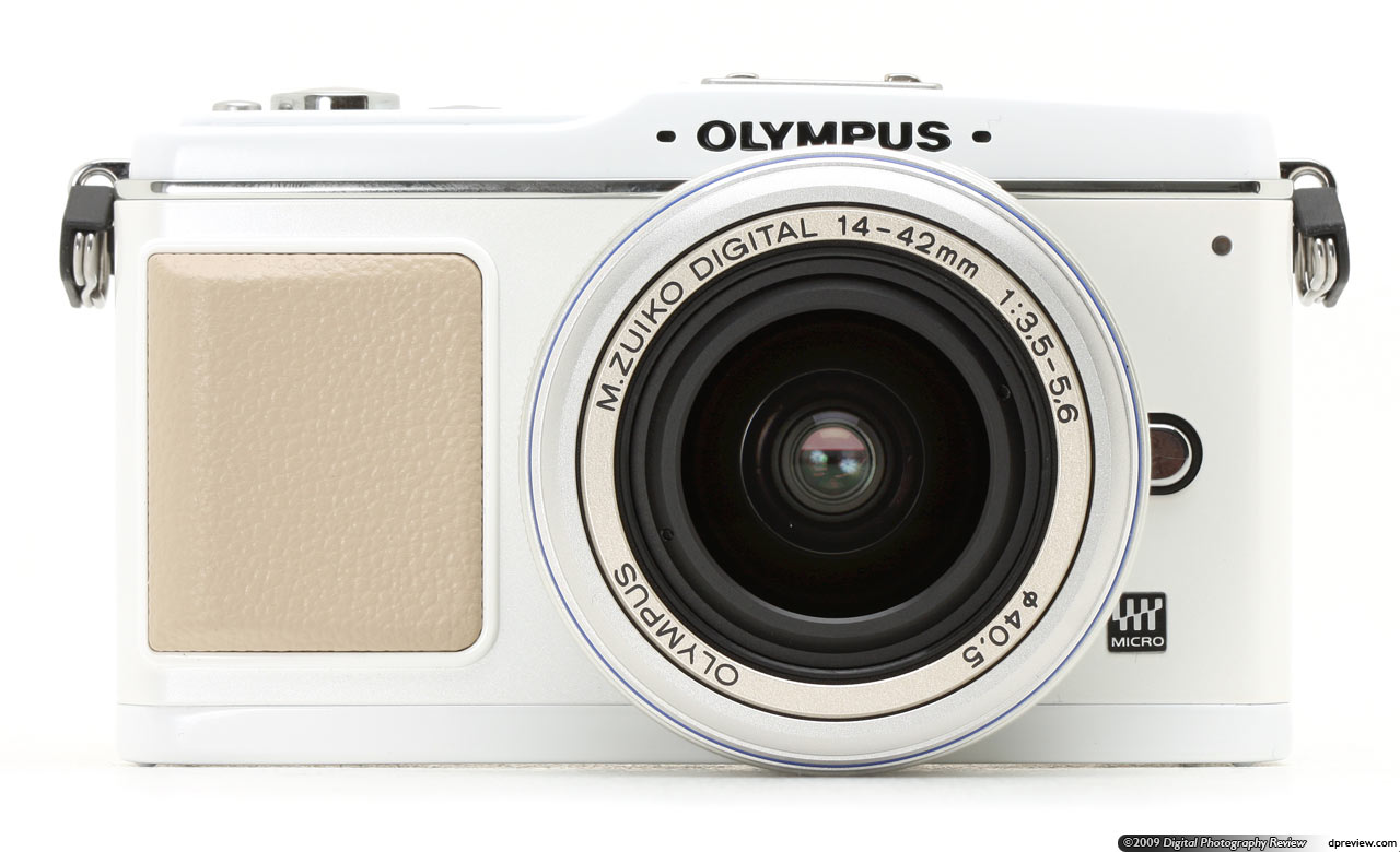 Olympus pen e p1 in depth review digital photography review for Camera and camera