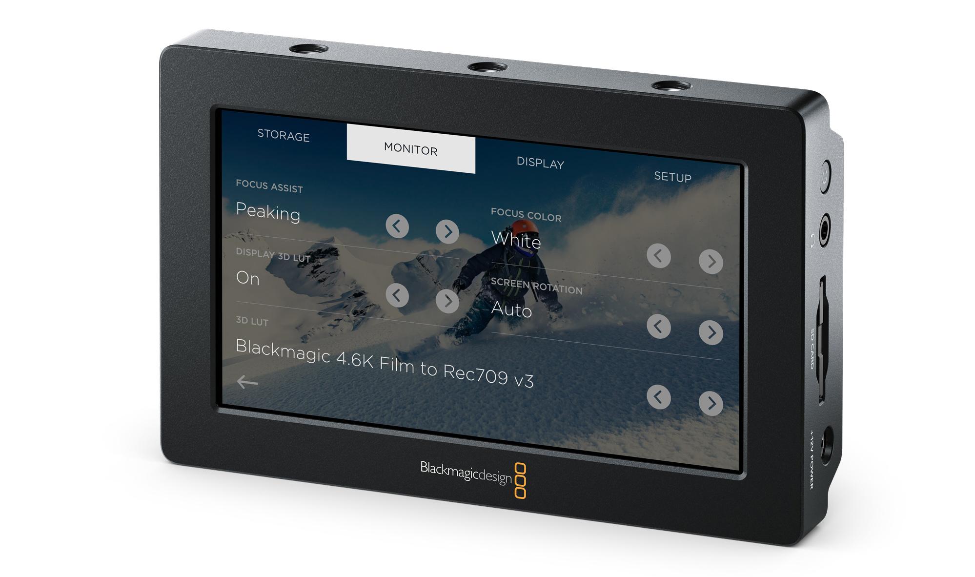 Blackmagic Design Announces Update To Video Assist Monitors Digital Photography Review