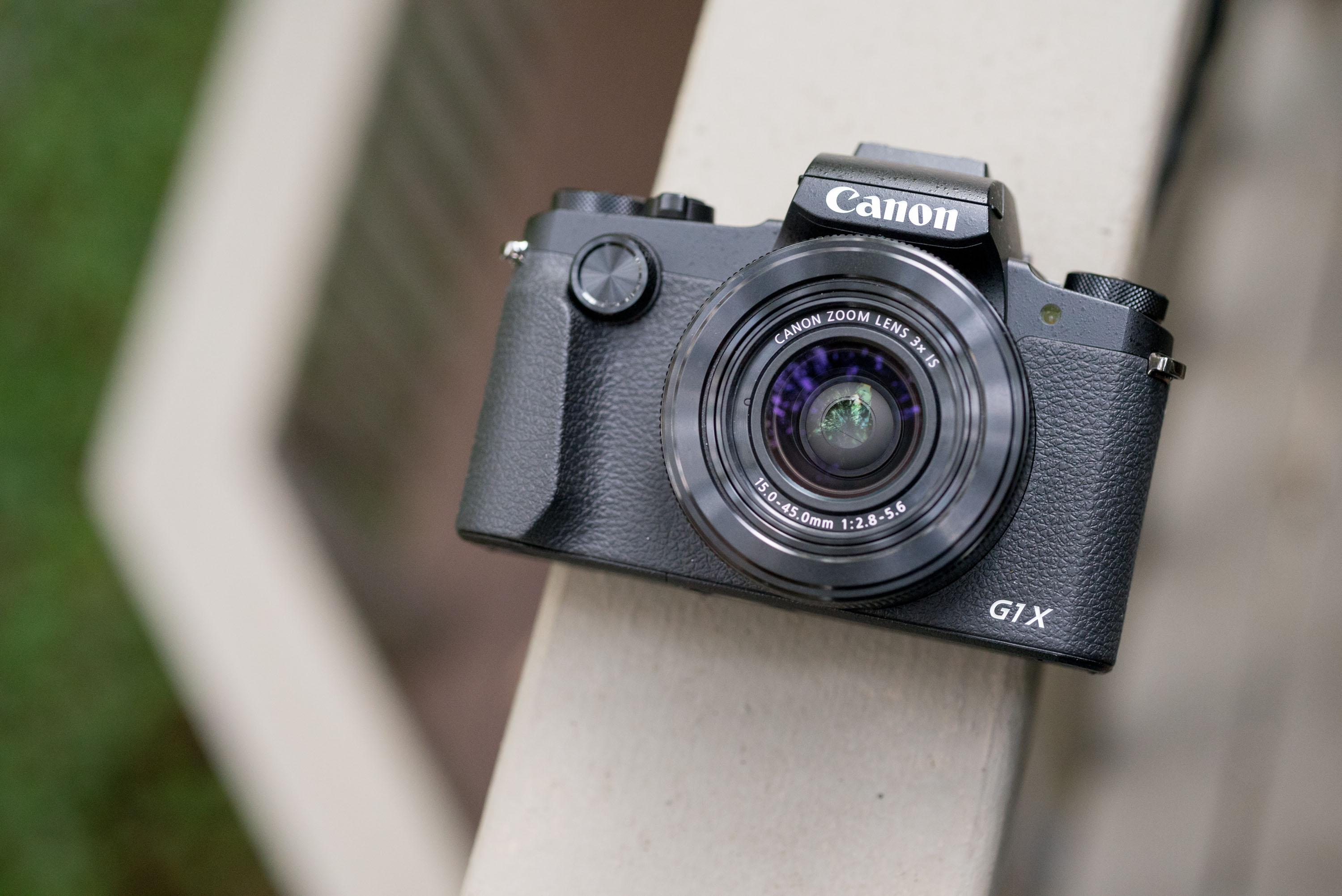 Canon PowerShot G1 X Mark III review: Digital Photography Review