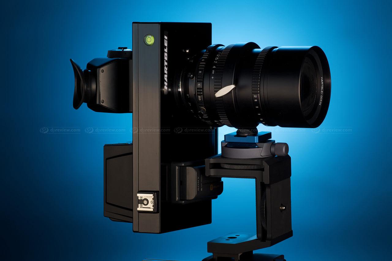 Hartblei creates medium format camera with 35mm lens mount: Digital