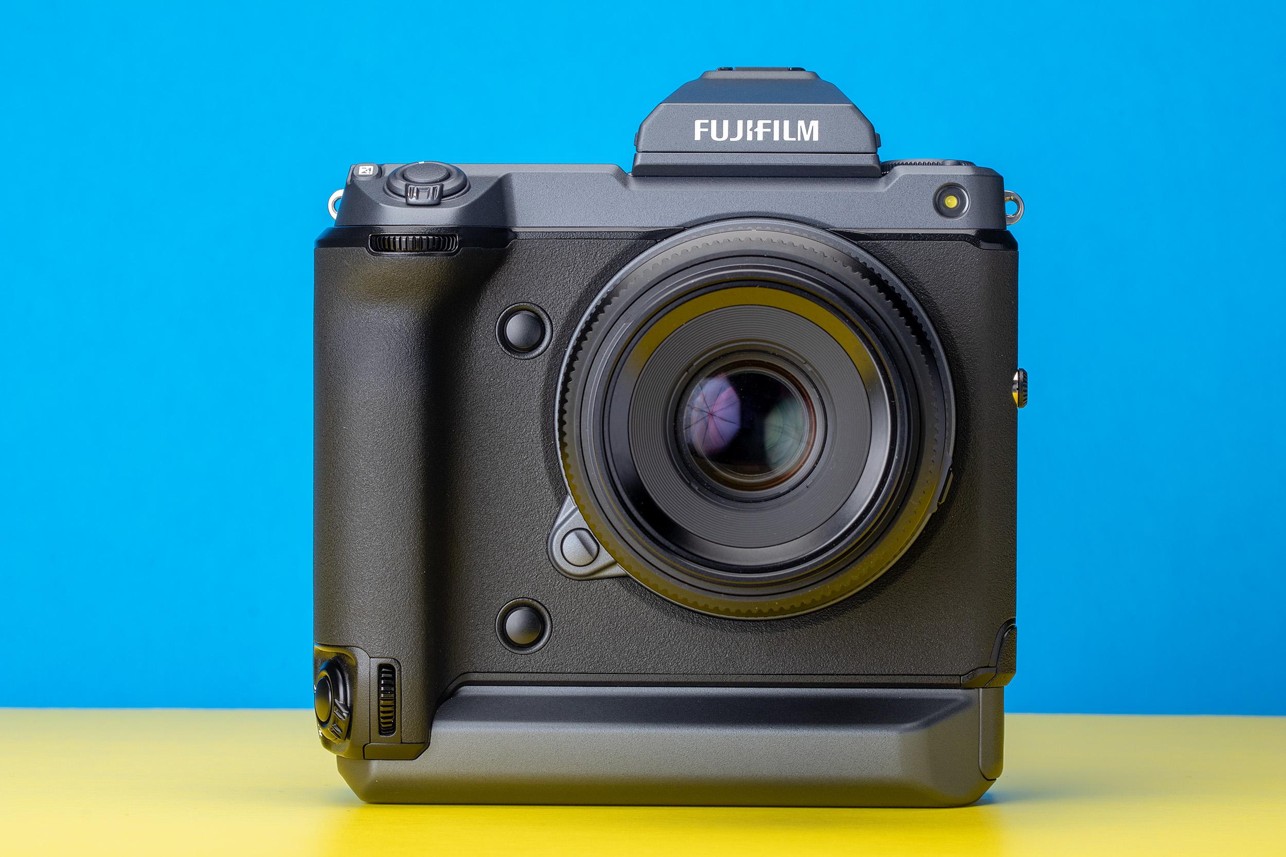 Fujifilm GFX 100 review: Digital Photography Review