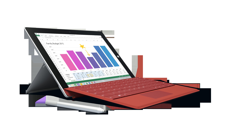 Microsoft announces Surface 3 tablet running full Windows ...
