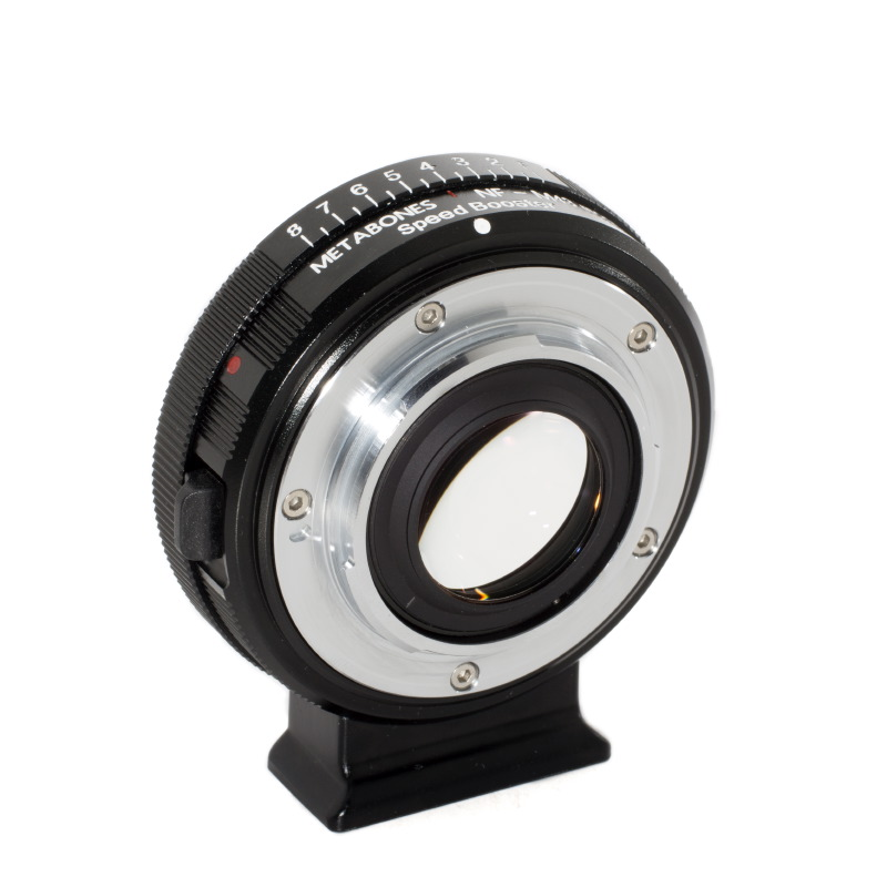 Metabones Introduces Nikon F Speed Booster For Nex And Micro Four Thirds Digital Photography Review