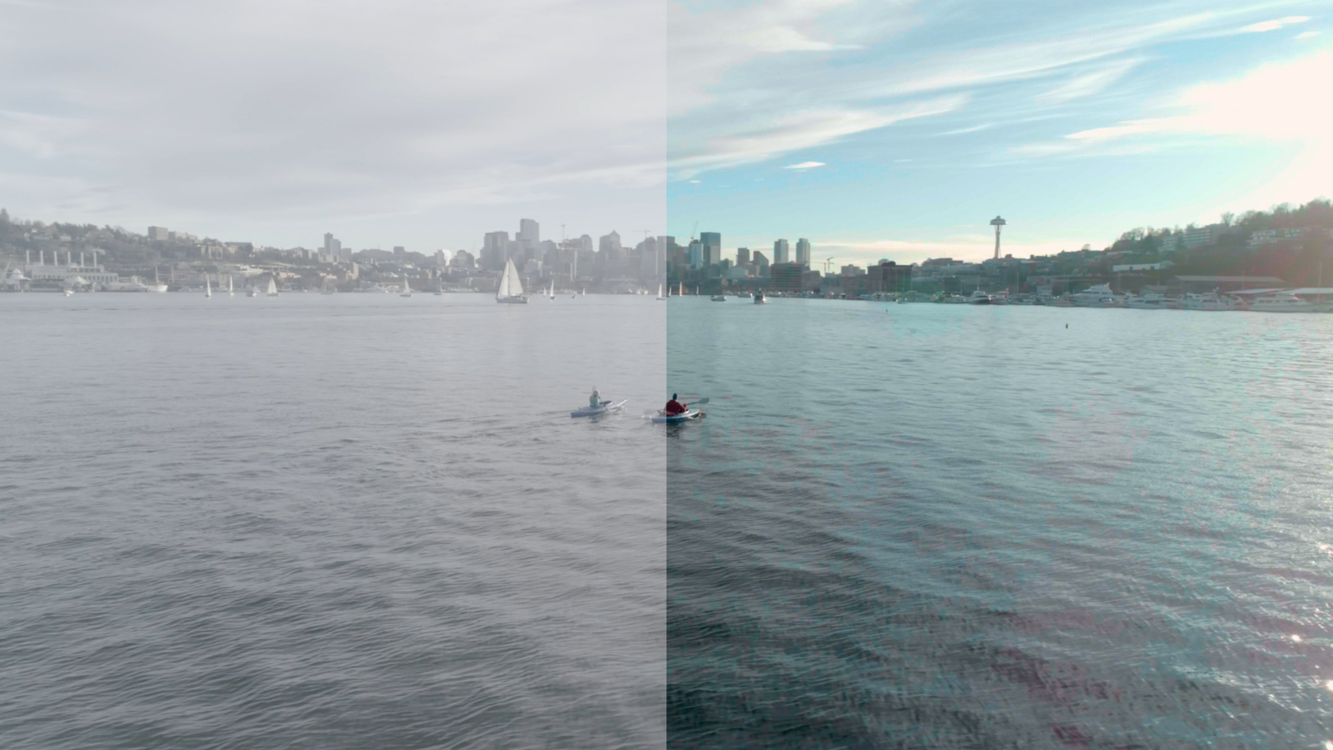 How to shoot Log video using DJI's D-Log color profile