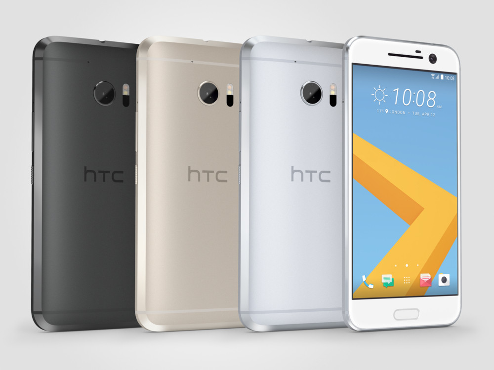 HTC 10 is the first smartphone with OIS in front and rear