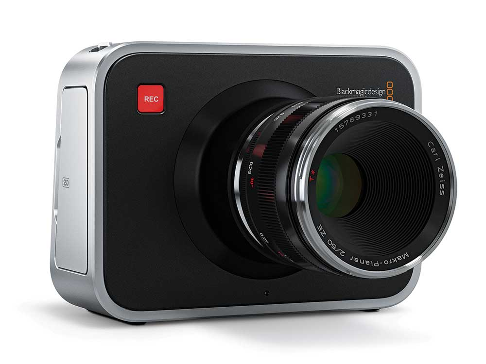 Blackmagic Designs Announces Blackmagic Cinema Camera Digital Photography Review