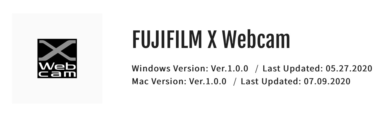 You Can Now Use Your Compatible Fujifilm Camera As A Webcam On