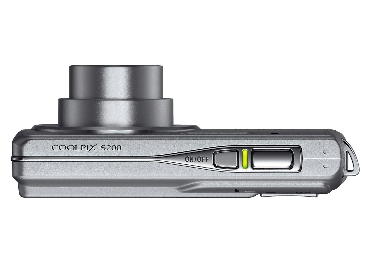 nikon coolpix s200 digital photography review rh dpreview com Nikon Coolpix L20 nikon coolpix s200 manual pdf