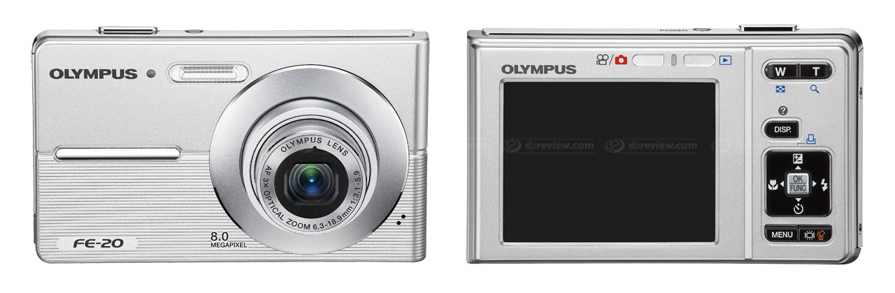 olympus unveils fe 20 digital photography review rh dpreview com olympus fe 20 service manual Olympus Fe 5020