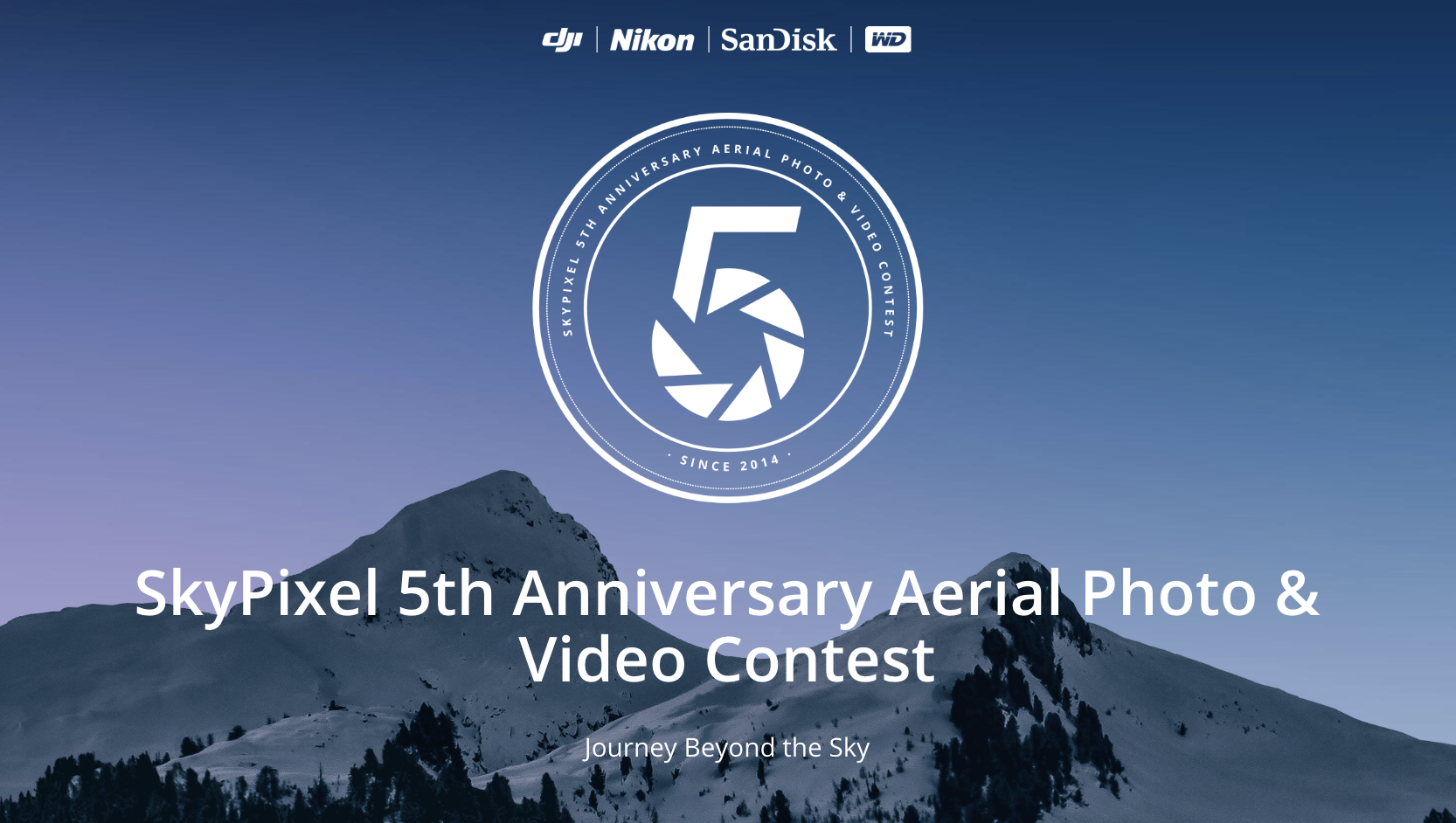 DJI and SkyPixel launch contest to celebrate 5th anniversary
