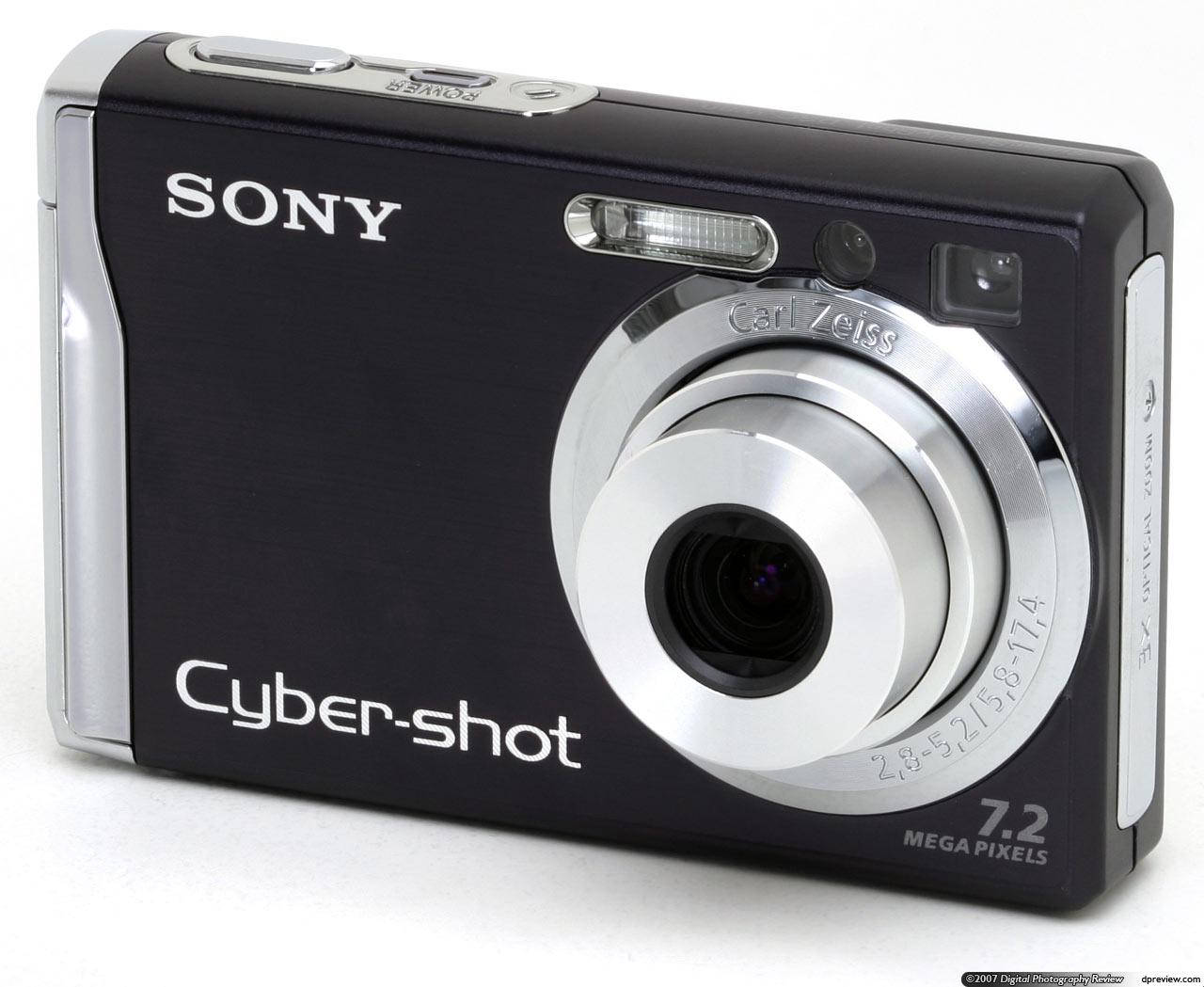 sony cyber shot w80 review digital photography review rh dpreview com Sony DSC W80 Camera Amazon Sony Camera DSC -W 80