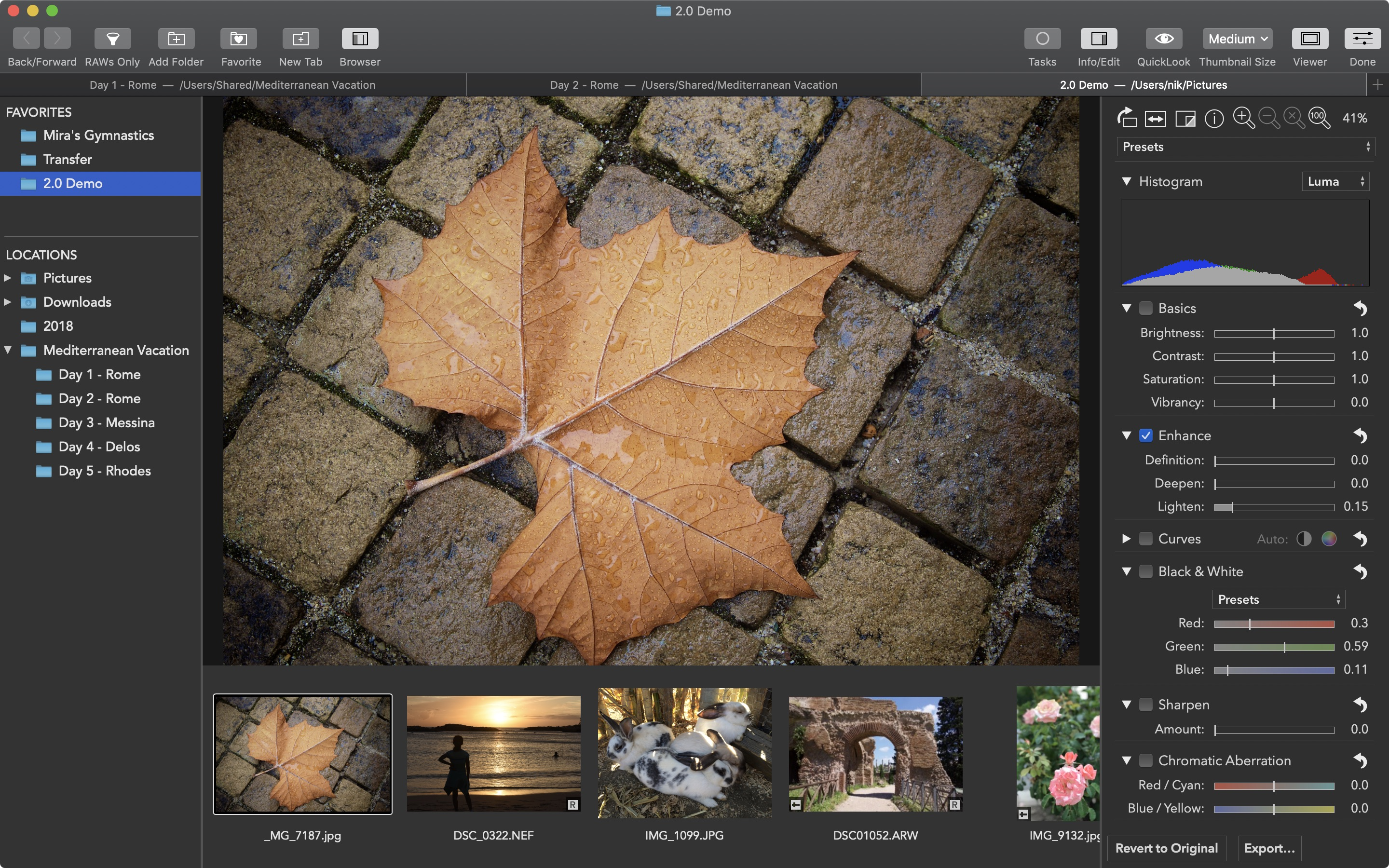 RAW Power 2 0 for Mac and iOS launched with batch editing, new