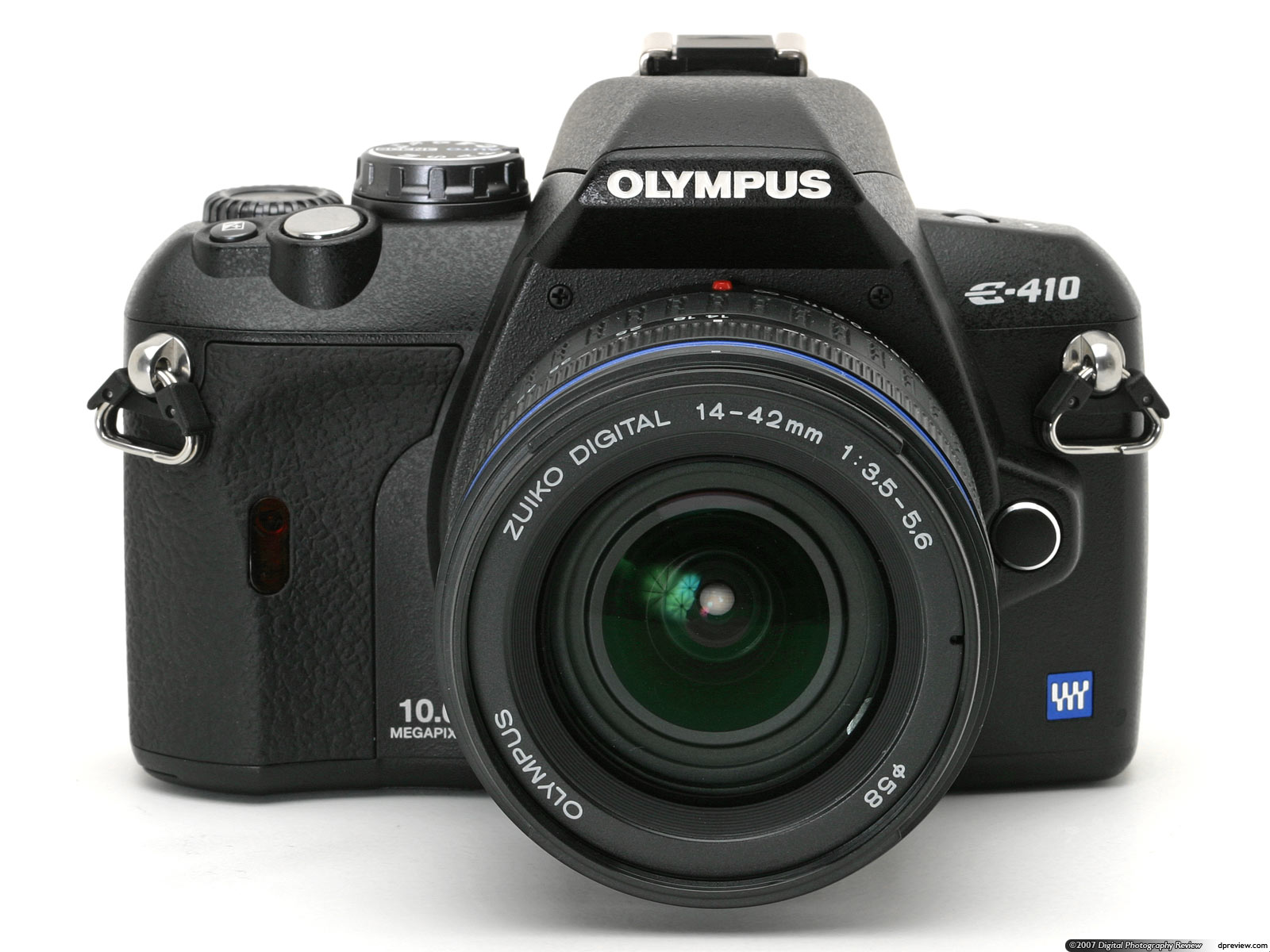 Olympus E-410 EVOLT Review: Digital Photography Review