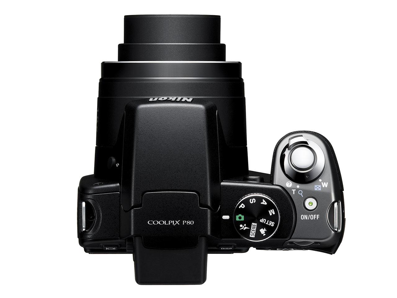 Nikon announces coolpix p80 superzoom digital photography review additonal images baditri Images