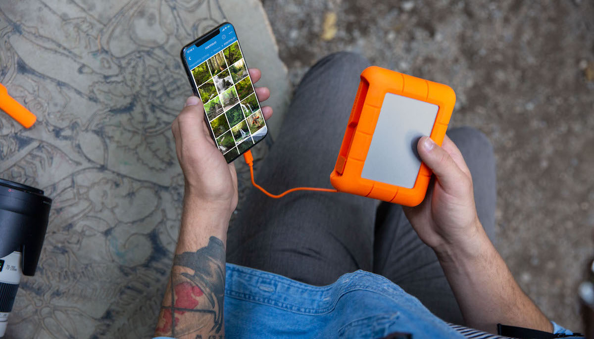 LaCie's announces new Rugged SSDs, including one with a