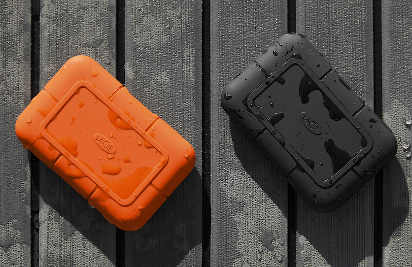 Lacie S Announces New Rugged Ssds Including One With A Built In Sd Card Reader Digital Photography Review