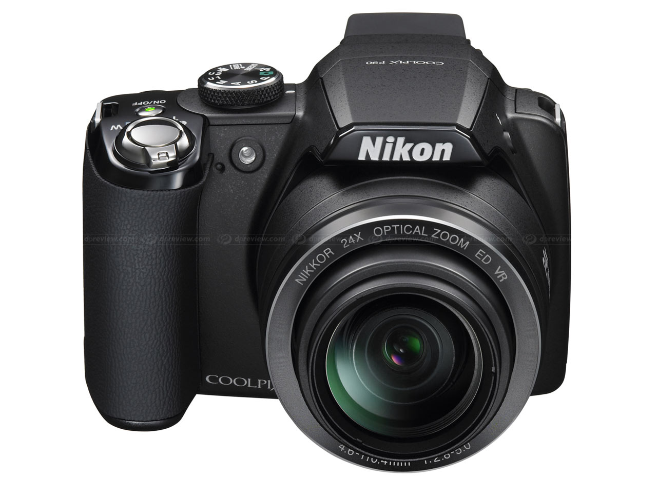 Nikon unveils Coolpix P90 24X superzoom: Digital ...