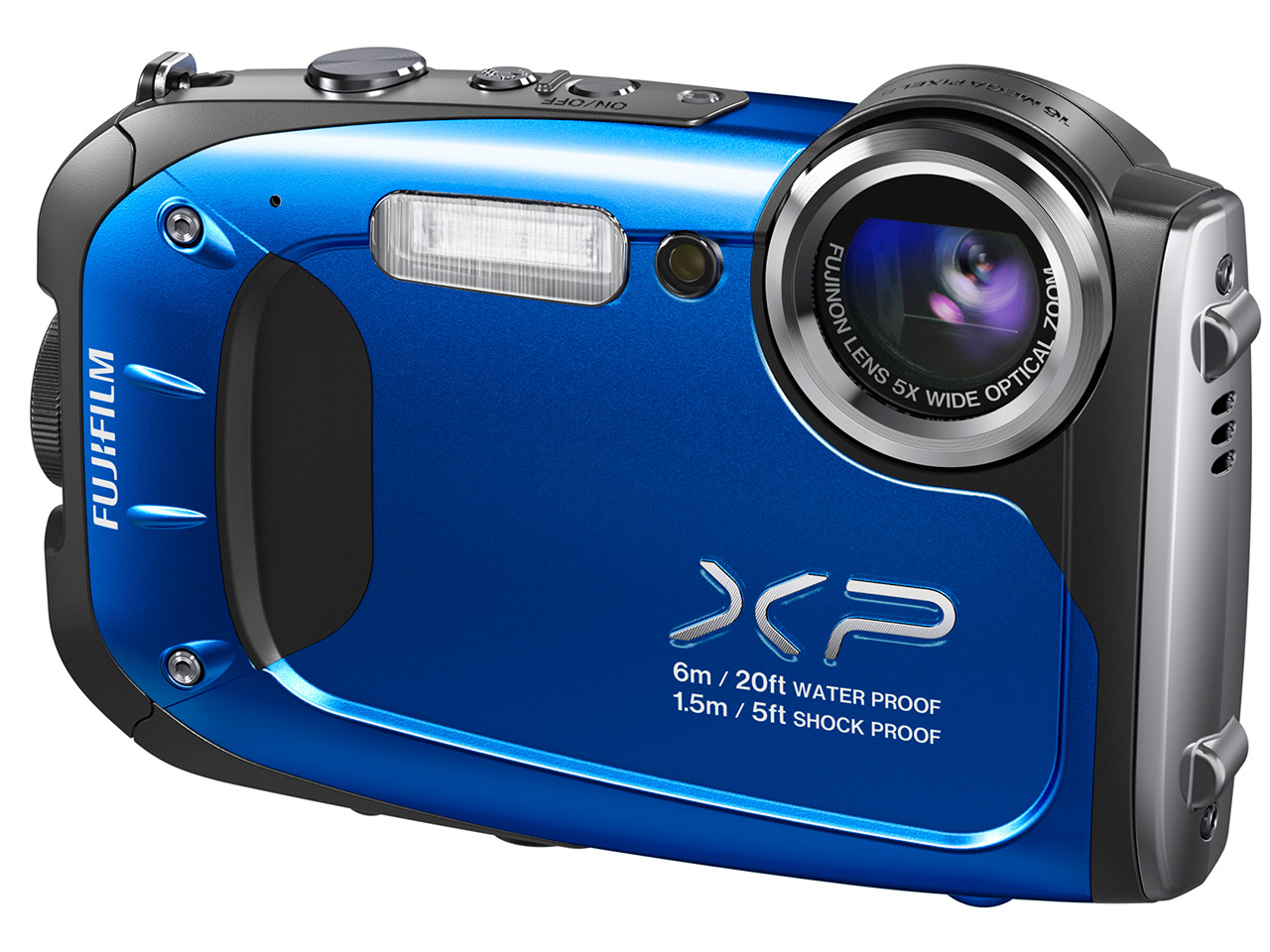 FUJIFILM FinePix XP60 brings style and substance to its rugged outdoor  series