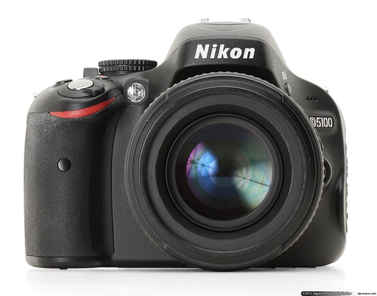 Reflex Camera Nikon D5100 Kit: review, features, reviews 8