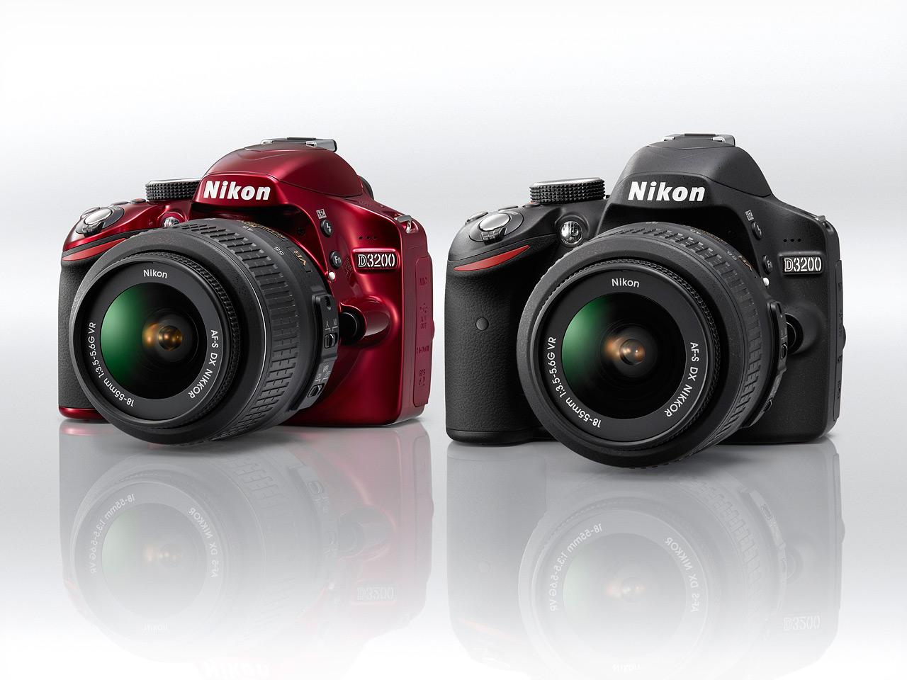 nikon updates entry level dslr with 24mp d3200 and optional wifi rh dpreview com manual focus nikon d3200 manual camera nikon d3300 portugues