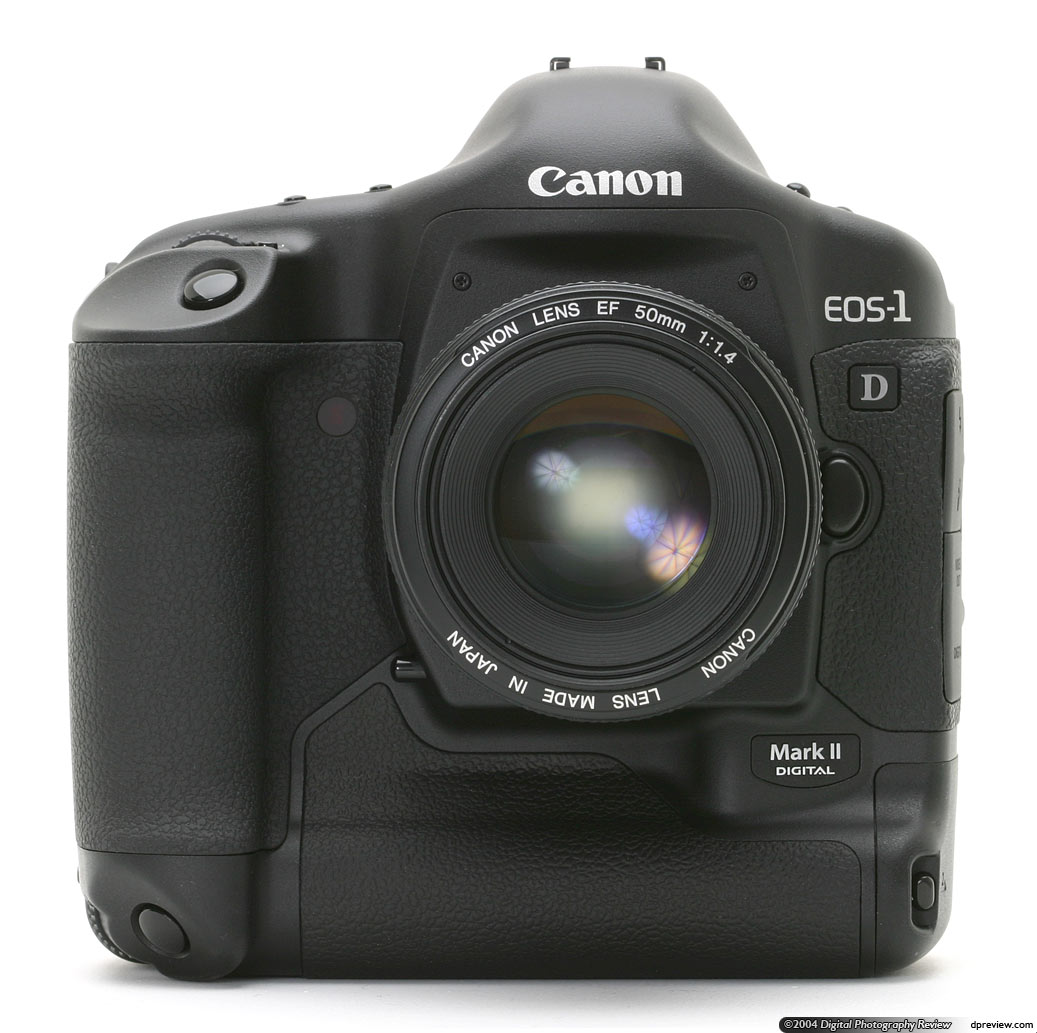 Canon EOS-1D Mark II Review: Digital Photography Review