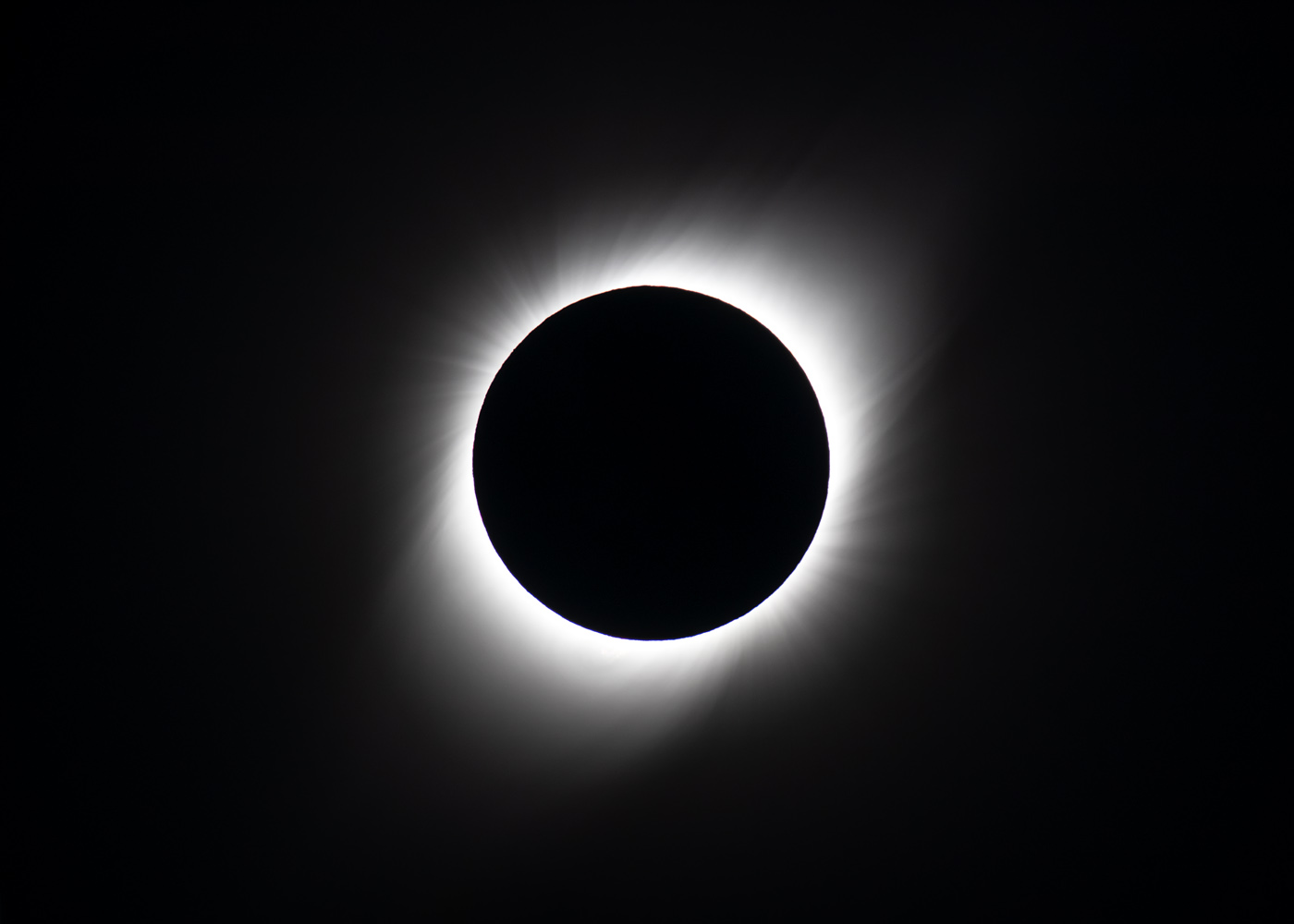 Black Hole Sun: Shooting the Total Solar Eclipse in