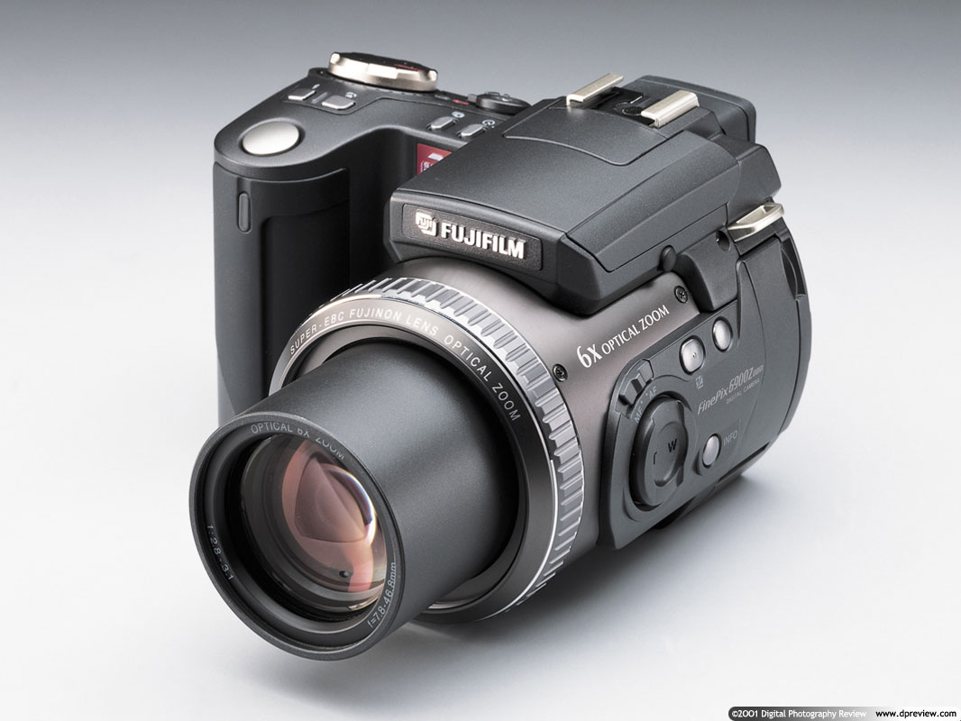 Fujifilm Finepix 6900Z specifications