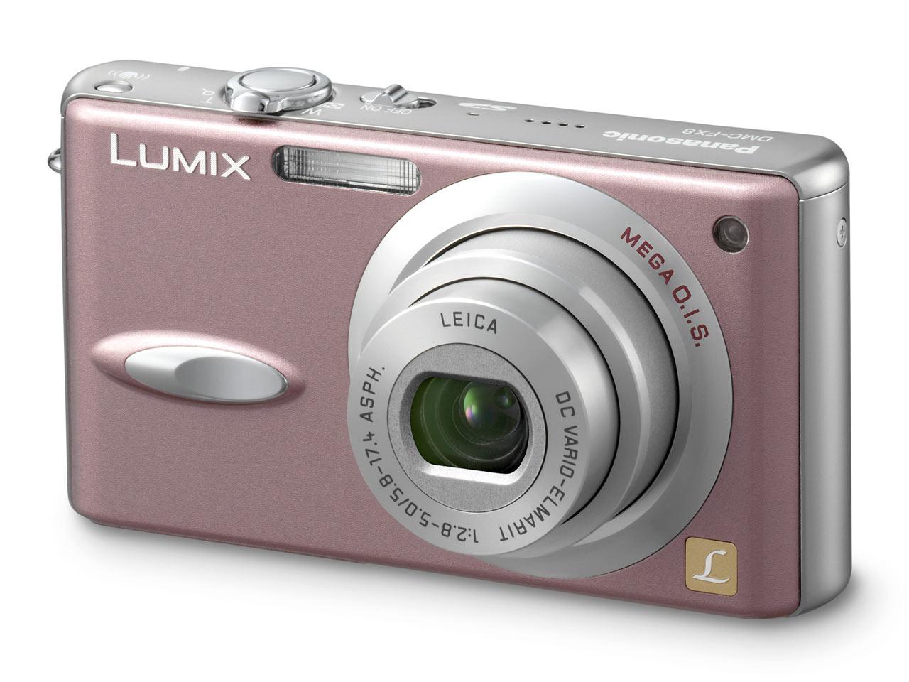 f0283445bd Panasonic Lumix DMC-FX8  Digital Photography Review