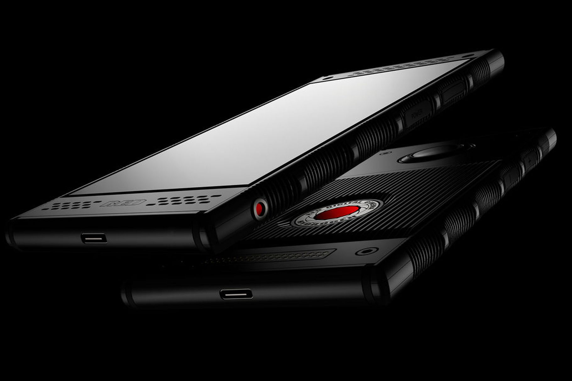 RED's Hydrogen One phone with holographic display is coming