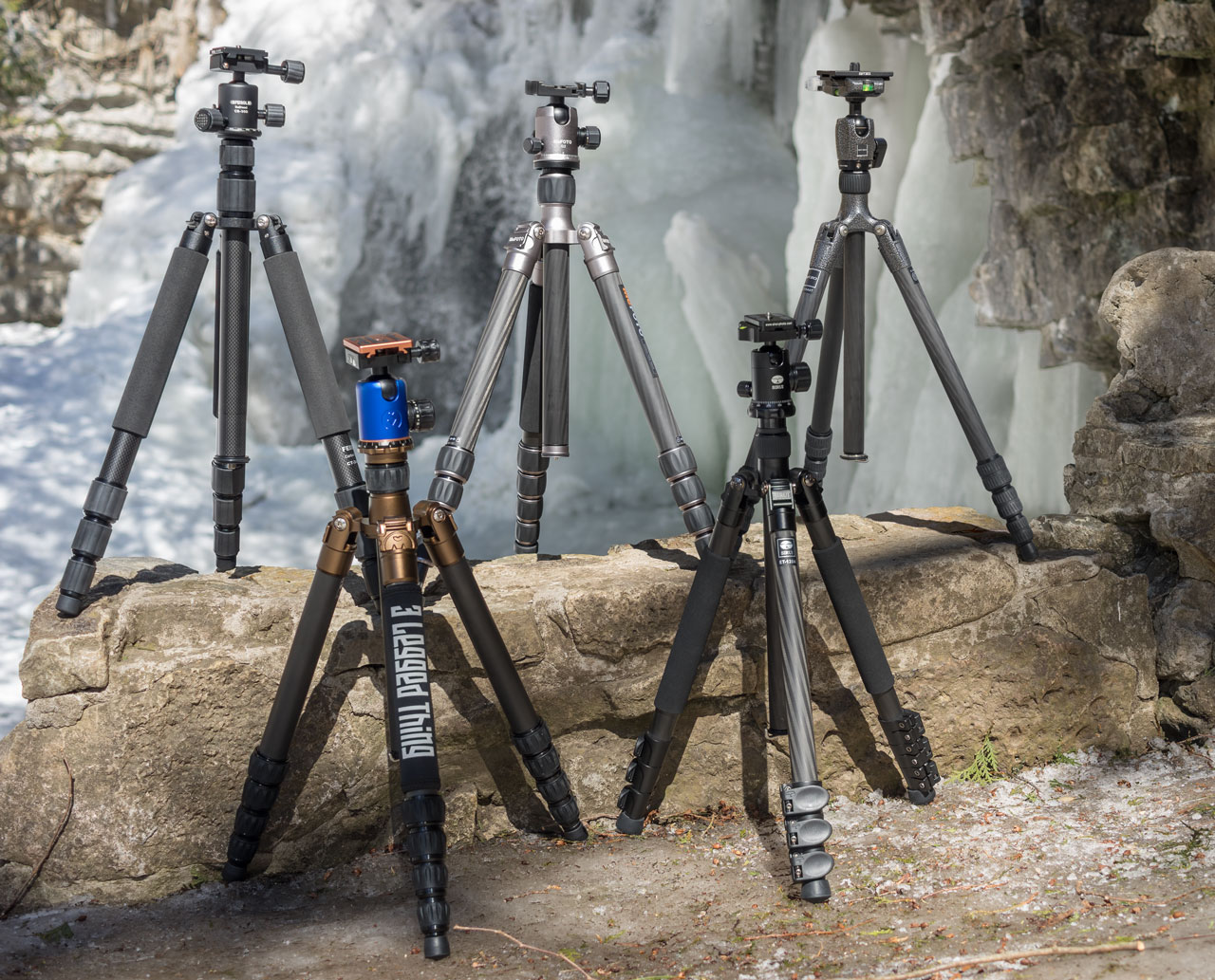 Travel Tripods 5 Carbon Fiber Kits Reviewed Digital Photography Review