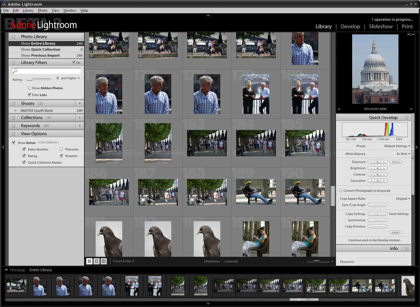 RIP Lightroom 6: Death by subscription model: Digital